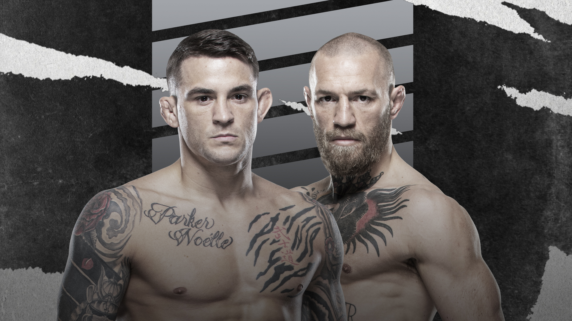 Dustin Poirier vs Conor McGregor 3 takes place live at UFC 264 in Las Vegas