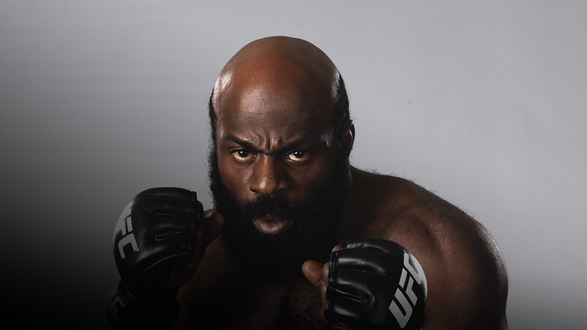 Kimbo Slice poses for a portrait during a UFC photo session on May 2, 2010 in Montreal, Quebec, Canada. (Photo by Josh Hedges/Zuffa LLC)