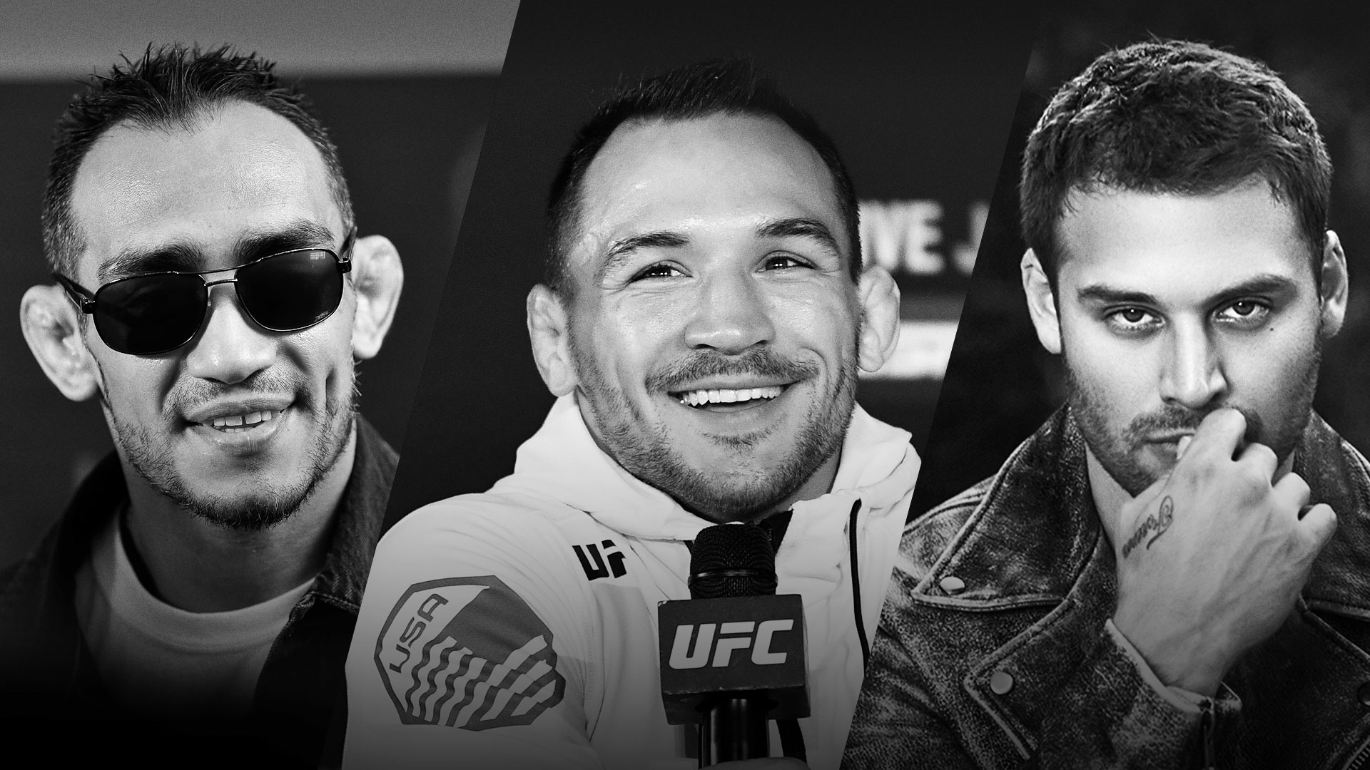 Unfiltered Episode 495: Tony Ferguson, Michael Chandler, actor Ryan Guzman, and co-host TJ De Santis