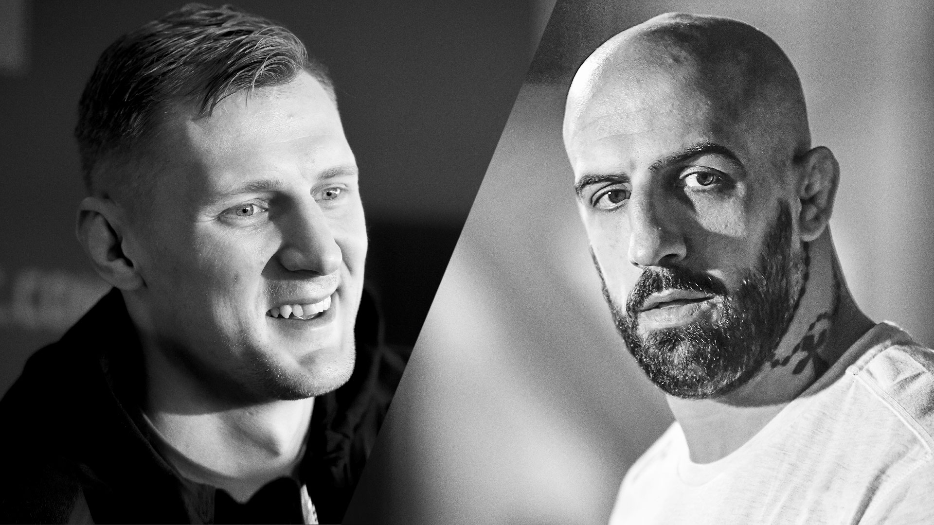 UFC Unfiltered 504 featuring UFC heavyweight Alexander Volkov and light heavyweight Danilo Marques ahead of their performances at UFC Fight Night: Gane vs Volkov on June 26, 2021.