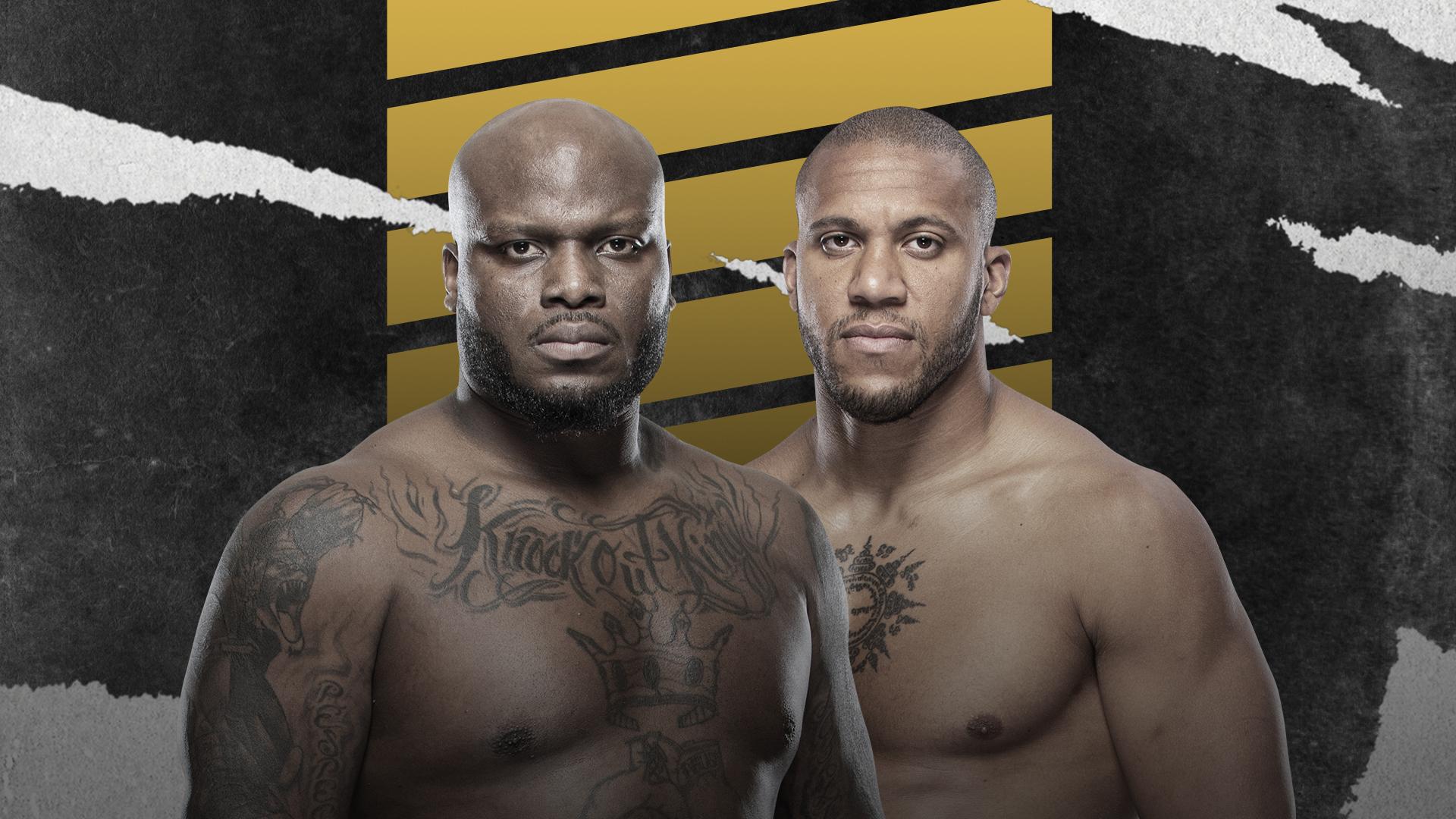UFC 265 - DERRICK LEWIS vs CIRYL GANE TICKETS ON SALE JULY 9