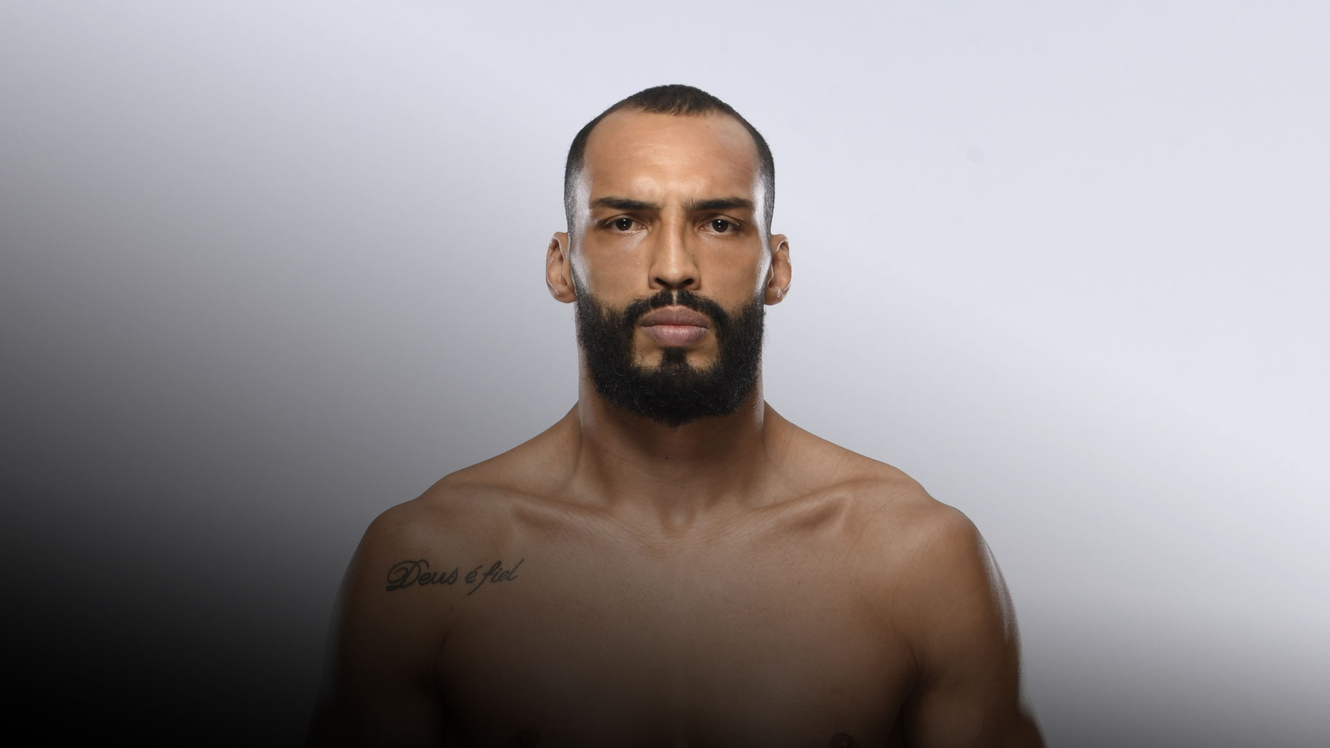 Bruno Silva poses for a portrait during a UFC photo session on June 16, 2021 in Las Vegas, Nevada. (Photo by Mike Roach/Zuffa LLC via Getty Images)