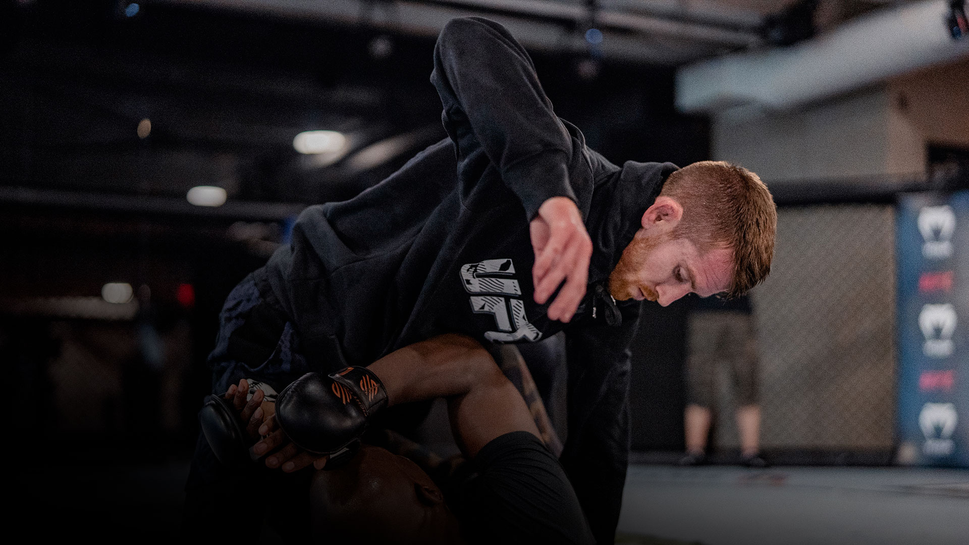 Cory Sandhagen trains at the UFC Performance Institute on July 22, 2021. (Photo by Zac Pacleb)