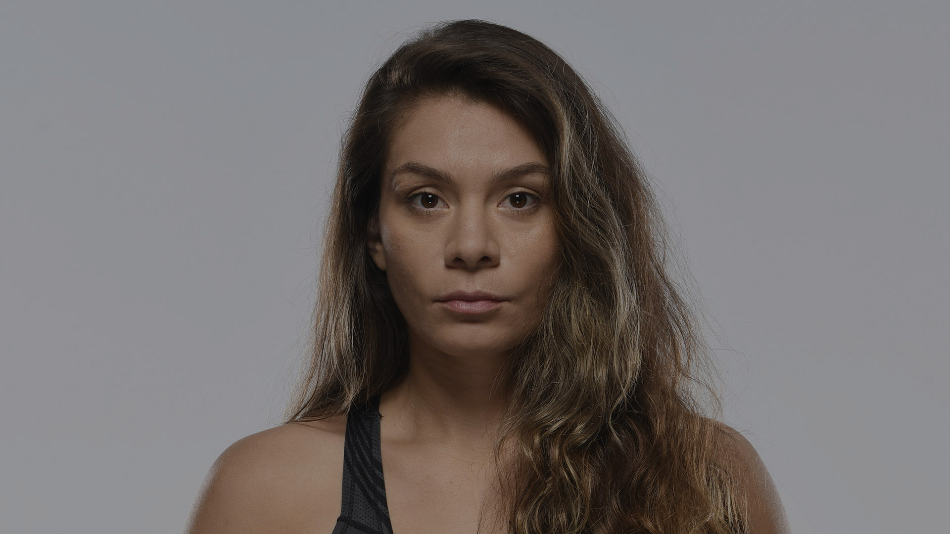 Nicco Montano poses for a portrait during a UFC photo session on July 29 2021 in Las Vegas Nevada. (Photo by Mike Roach/Zuffa LLC)
