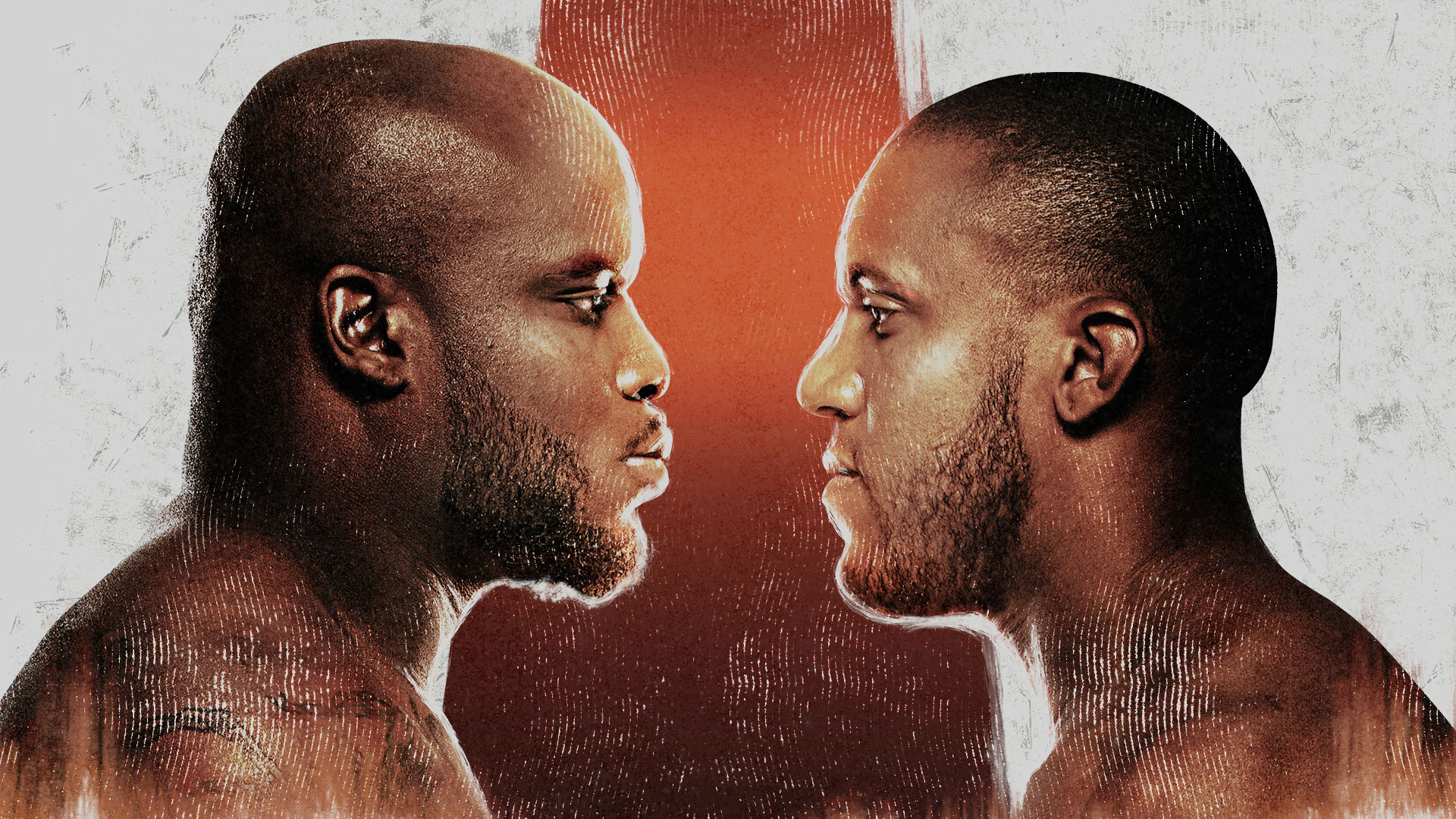 Derrick Lewis and Ciryl Gane face off for the UFC interim heavyweight title August 7 live on Pay Per View