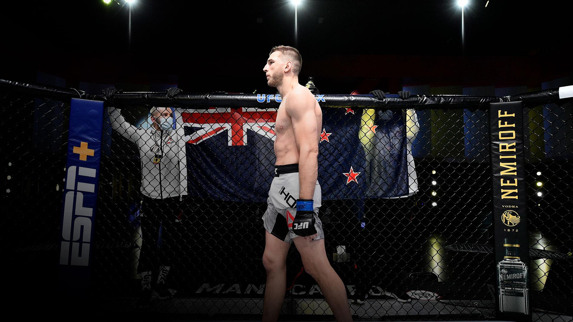Dan Hooker fight