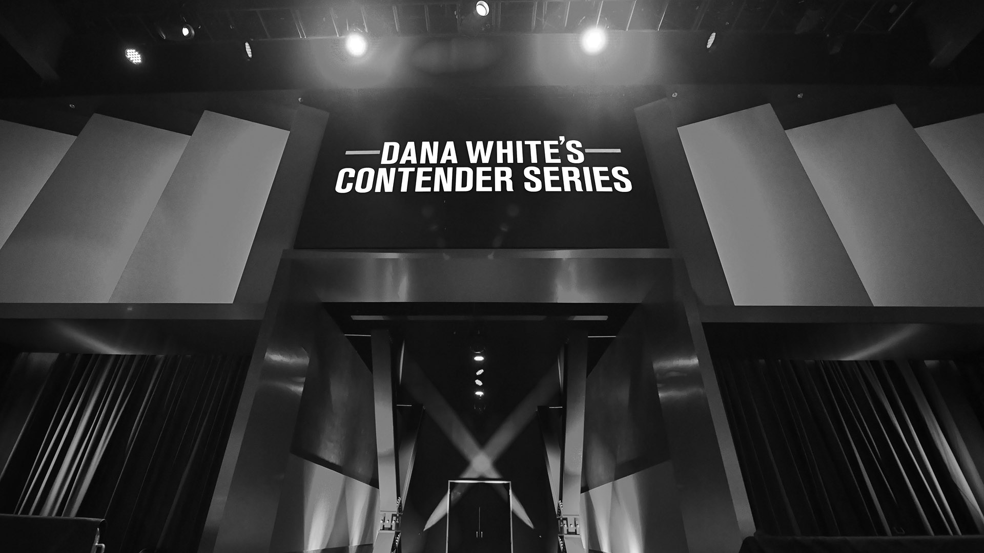 A general view during Dana White's Contender Series season five week four at UFC APEX on September 21, 2021 in Las Vegas, Nevada. (Photo by Chris Unger/Zuffa LLC)