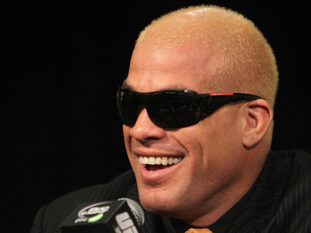 UFC 132 Pre-fight Press Conference: Tito Ortiz