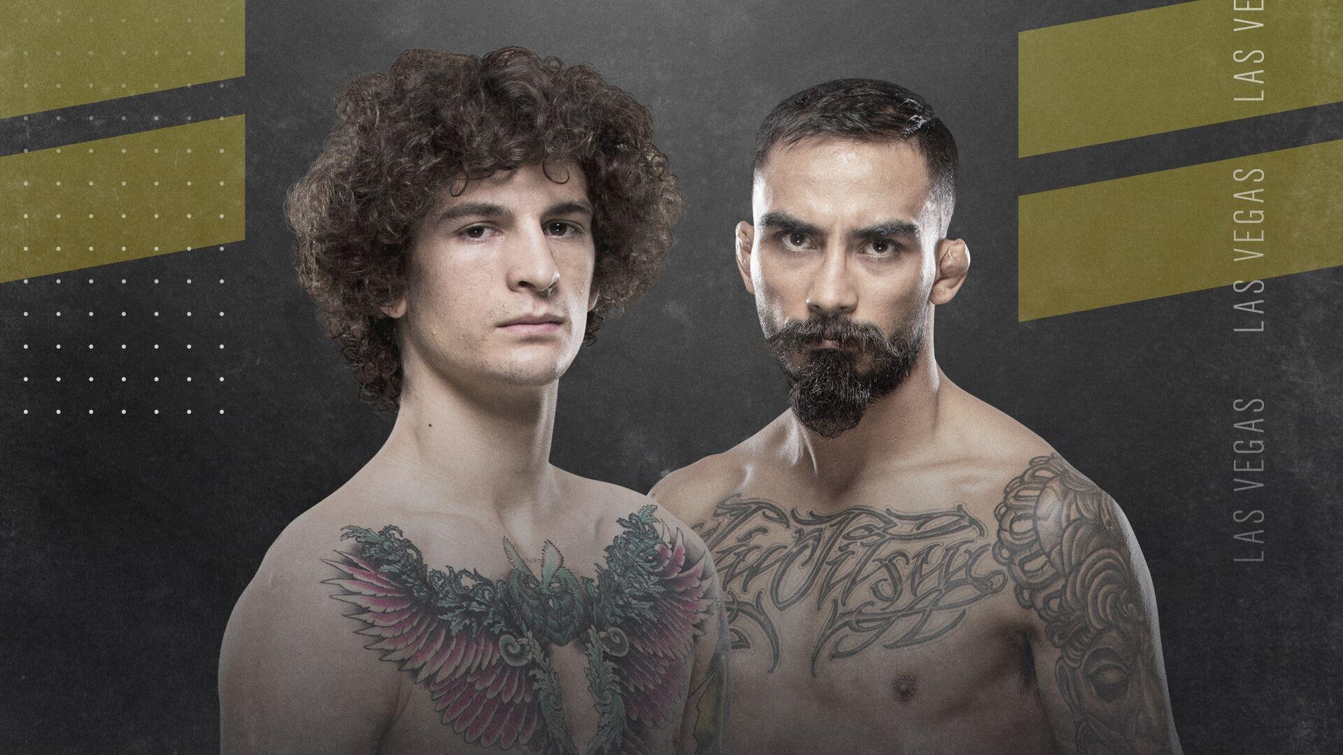 UFC 248 Sean O'Malley vs Jose Quinonez