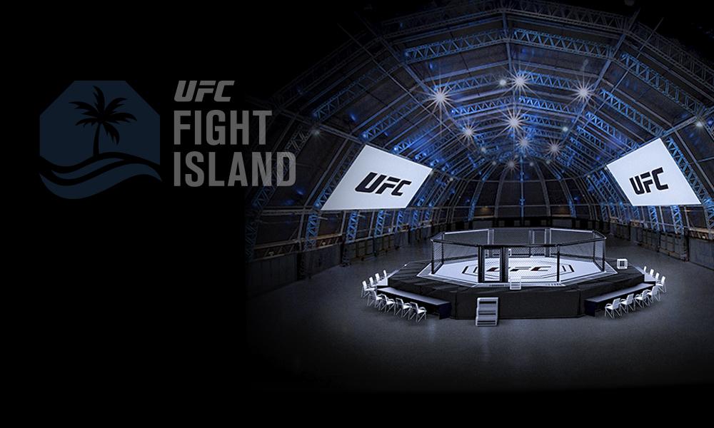 HERO UFC Fight Island V2