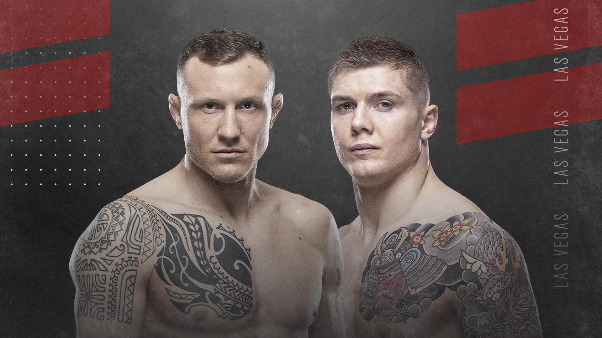 Jack Hermansson vs Marvin Vettori UFC Vegas 16