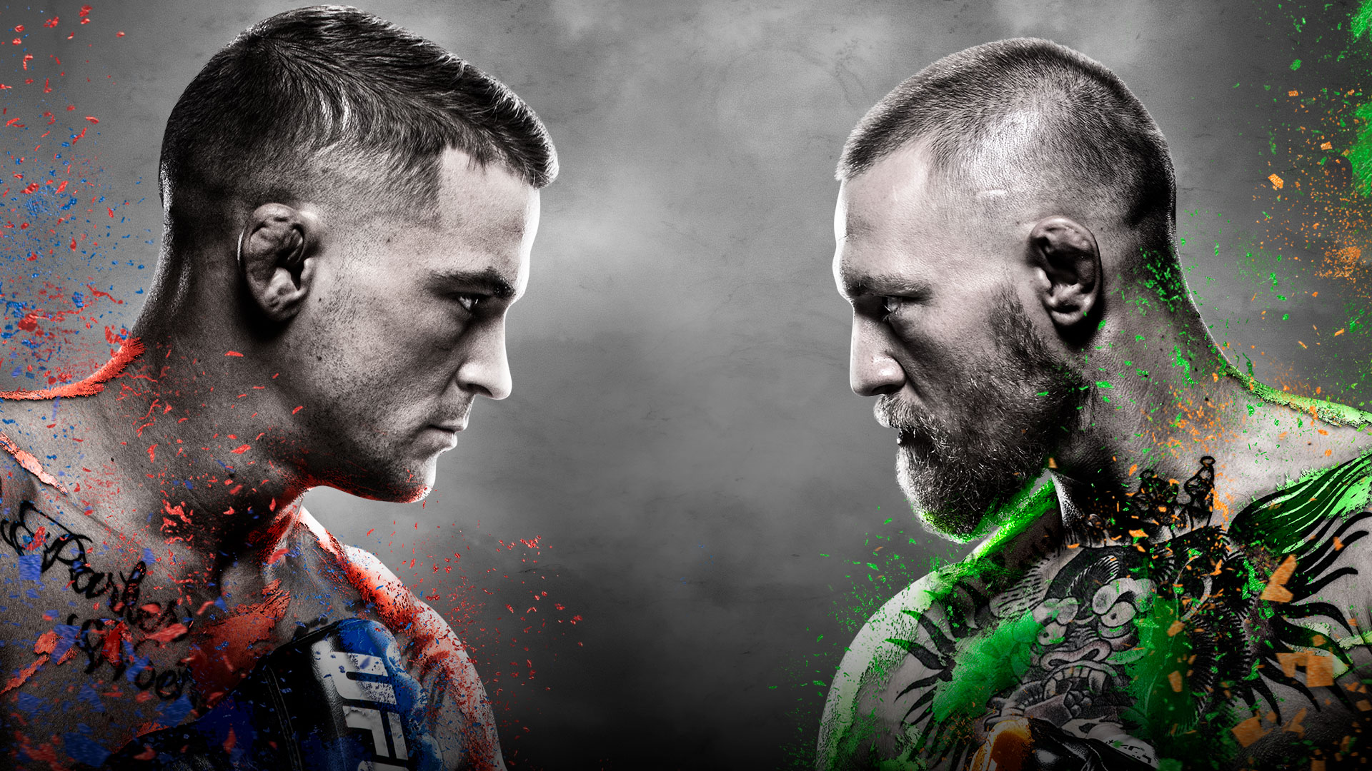 UFC 257: Poirier vs McGregor 2 is live Jan 23rd on ESPN+ and UFC Fight Pass