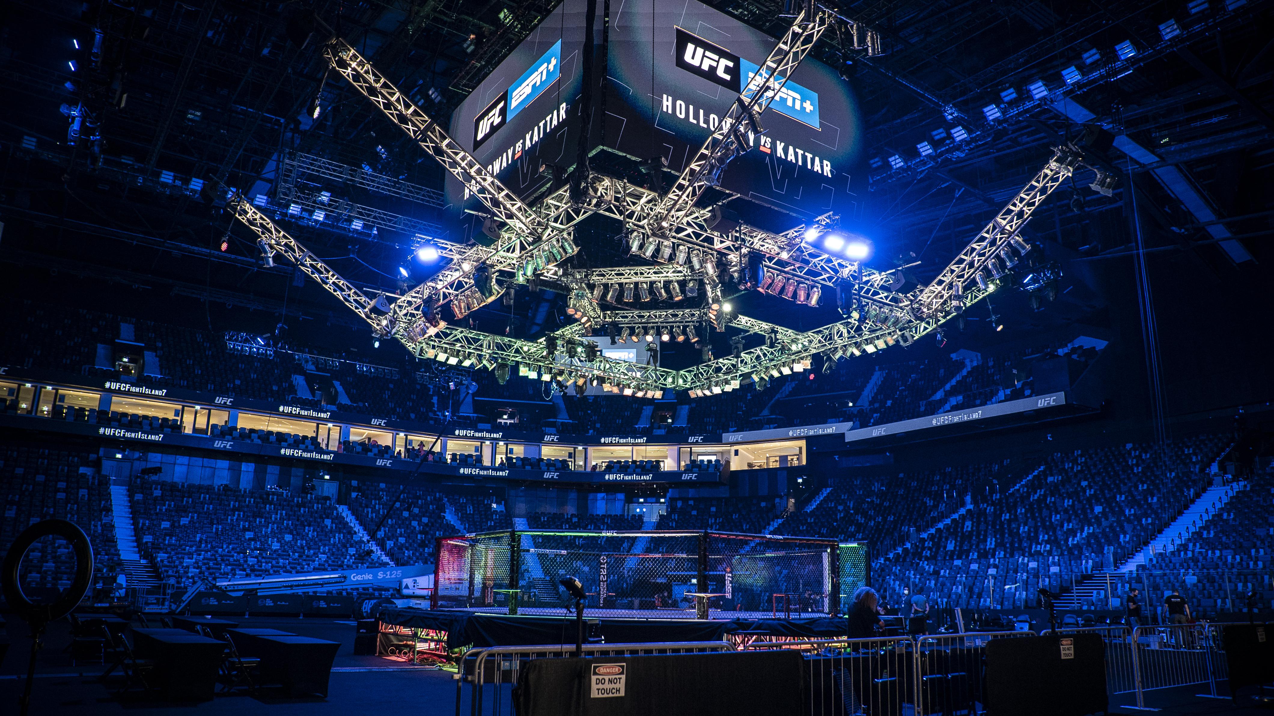 Etihad Arena - UFC Fight Island 7
