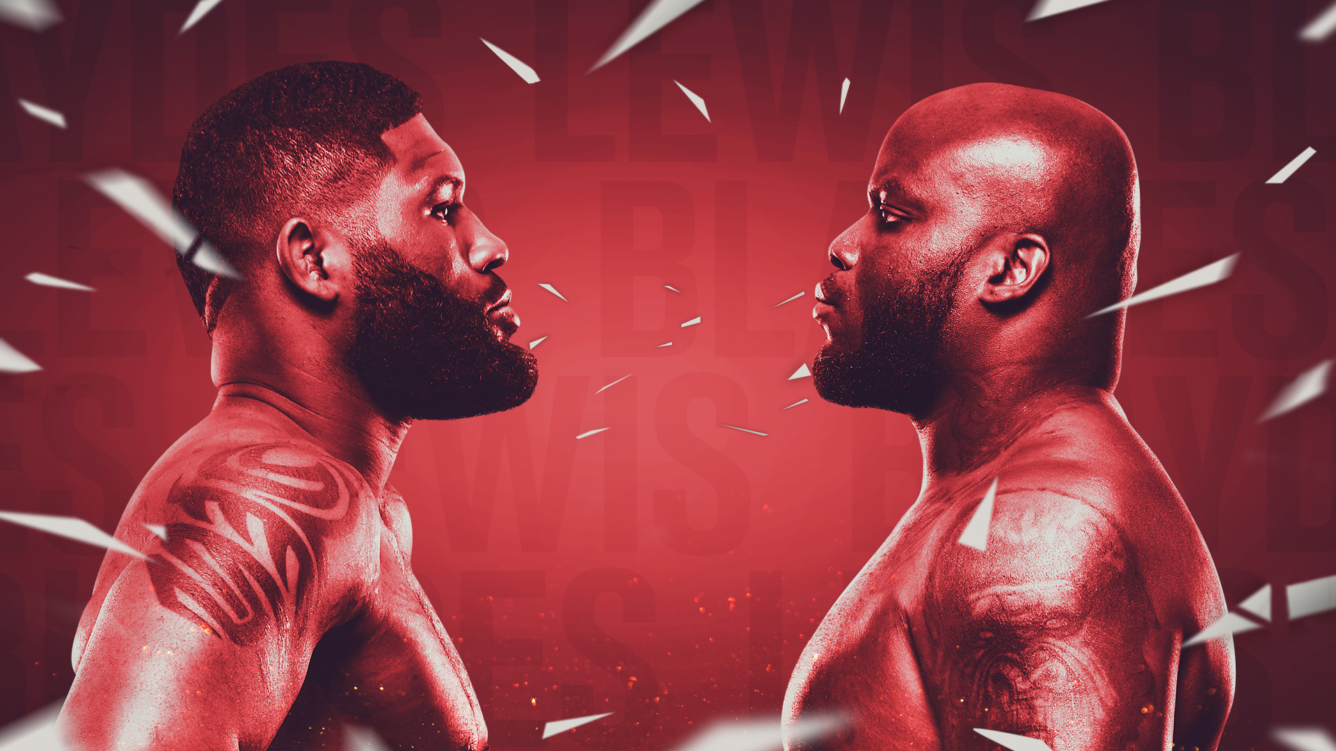 Watch UFC Fight Night: Blaydes vs Lewis Live February 20th