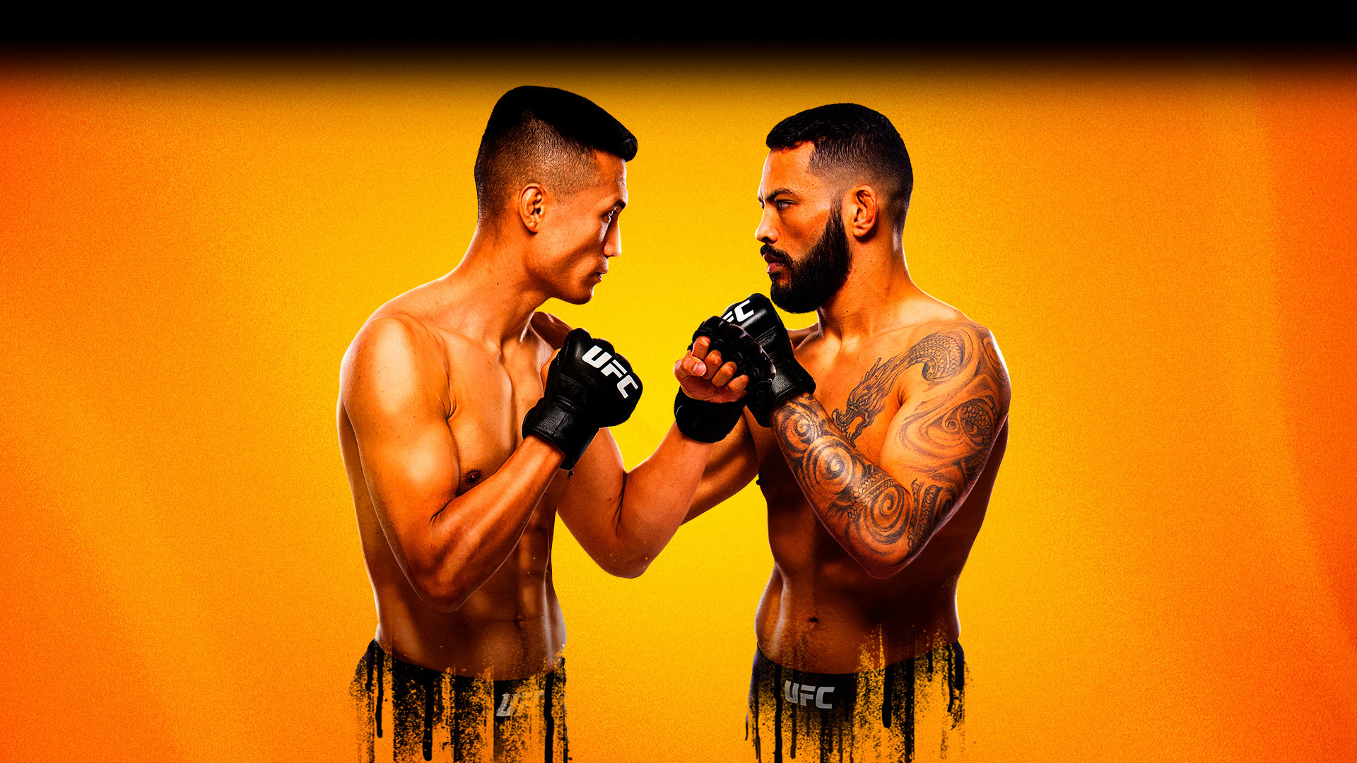 hero image for UFC Fight Night: The Korean Zombie vs Dan Ige on June 19, 2021 at the UFC APEX in Las Vegas