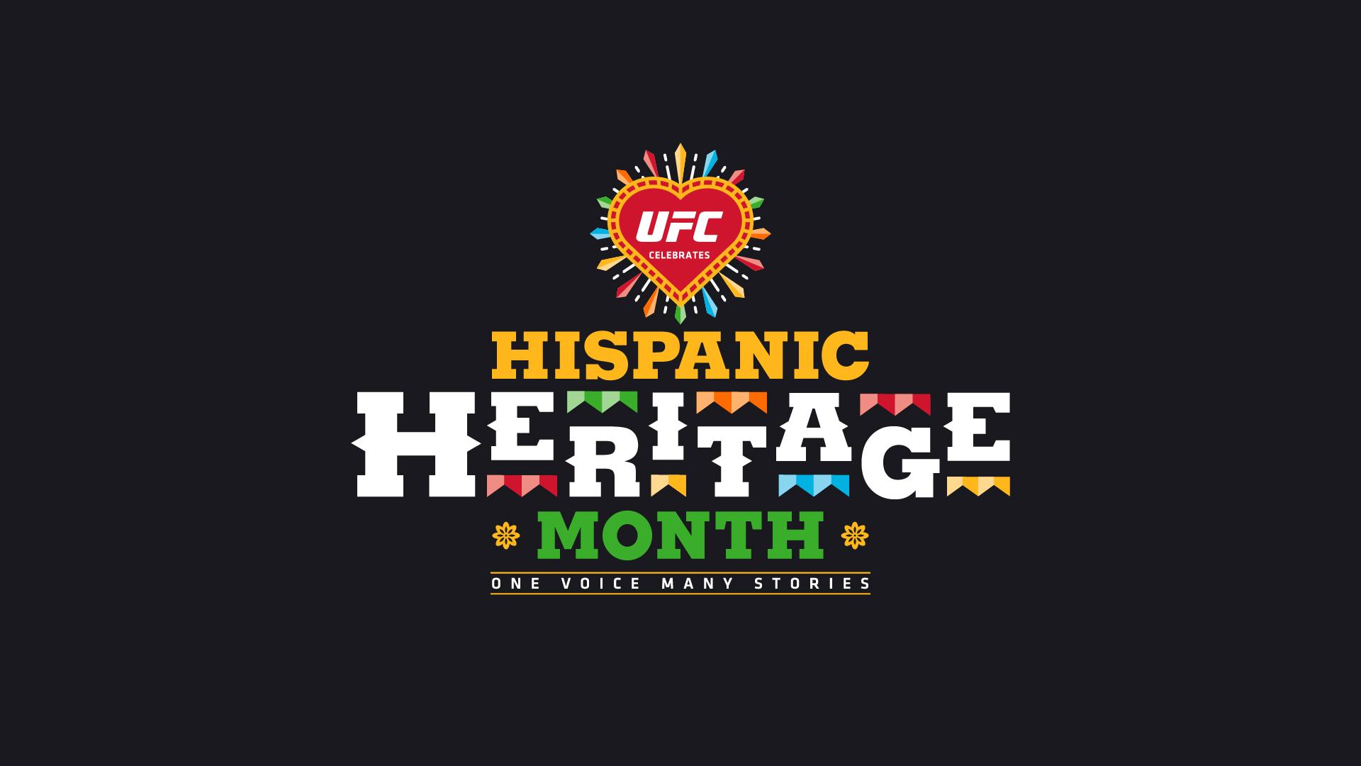 UFC Celebrates Hispanic Heritage Month