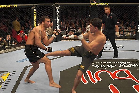 UFC 47 Event Diaz vs. Lawler