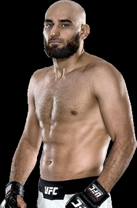 Últimas notícias de Gasan Umalatov lutador do UFC