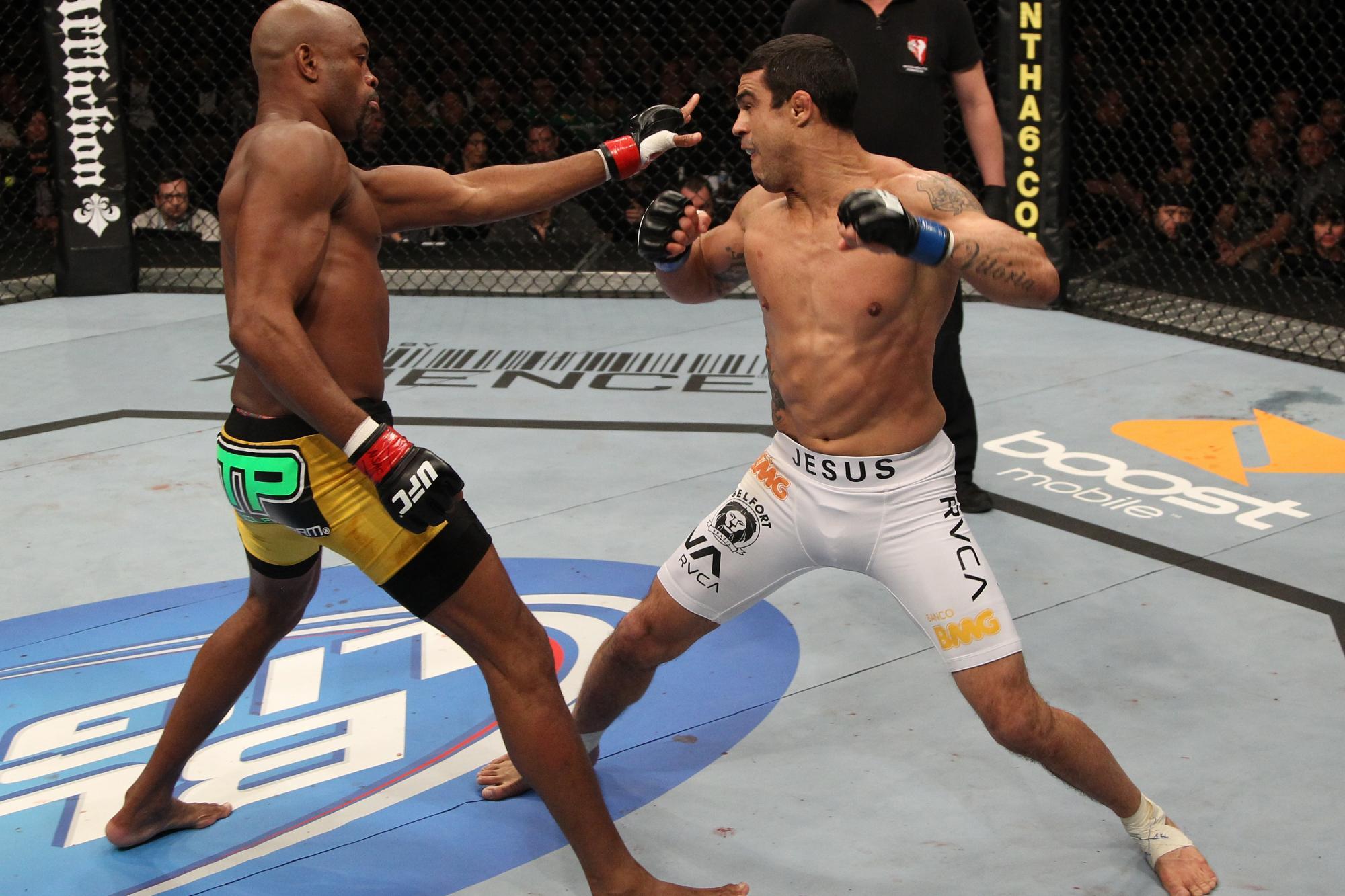UFC 126 | Silva vs Belfort | UFC