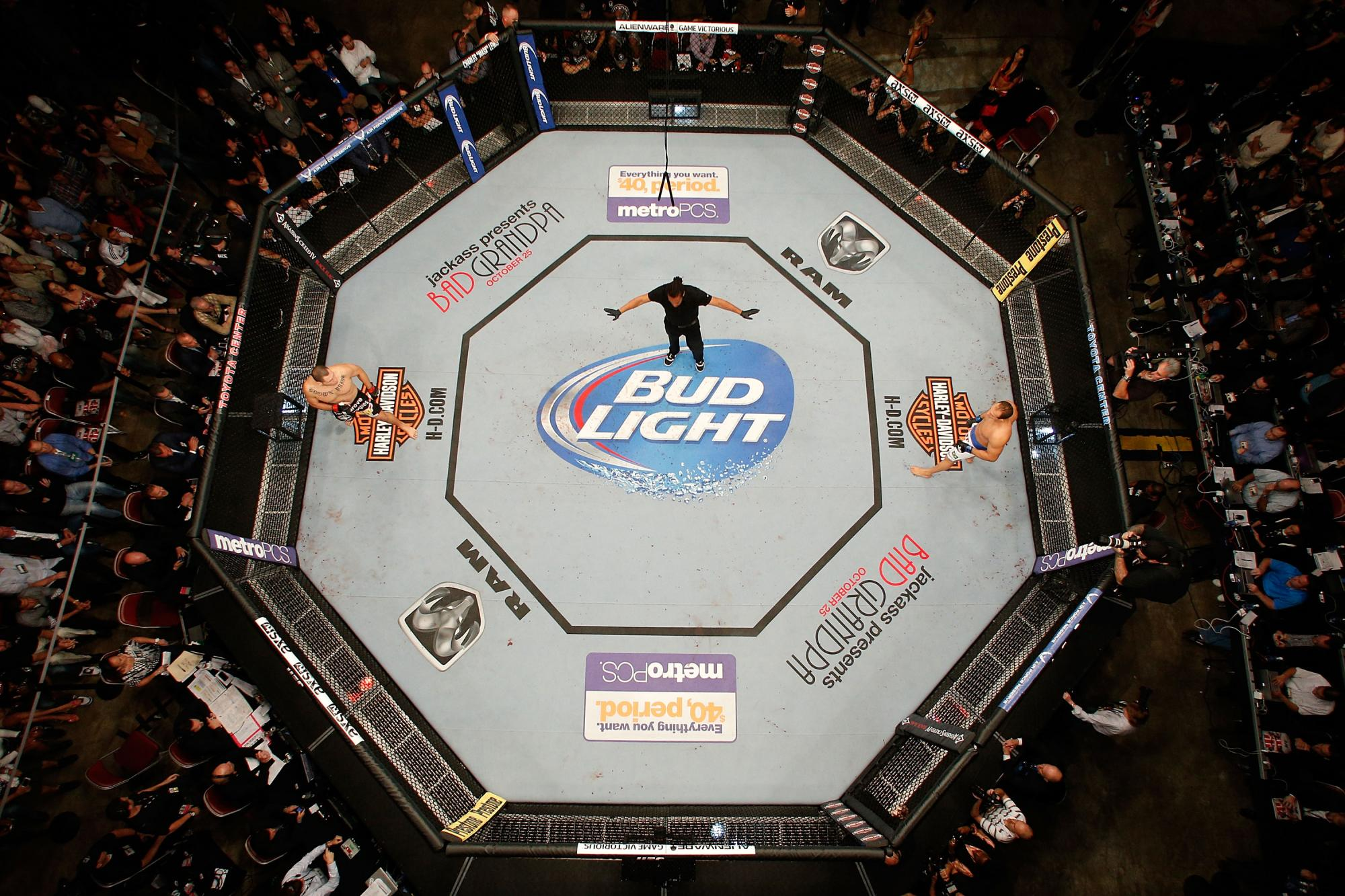 Unified Rules of Mixed Martial Arts | UFC