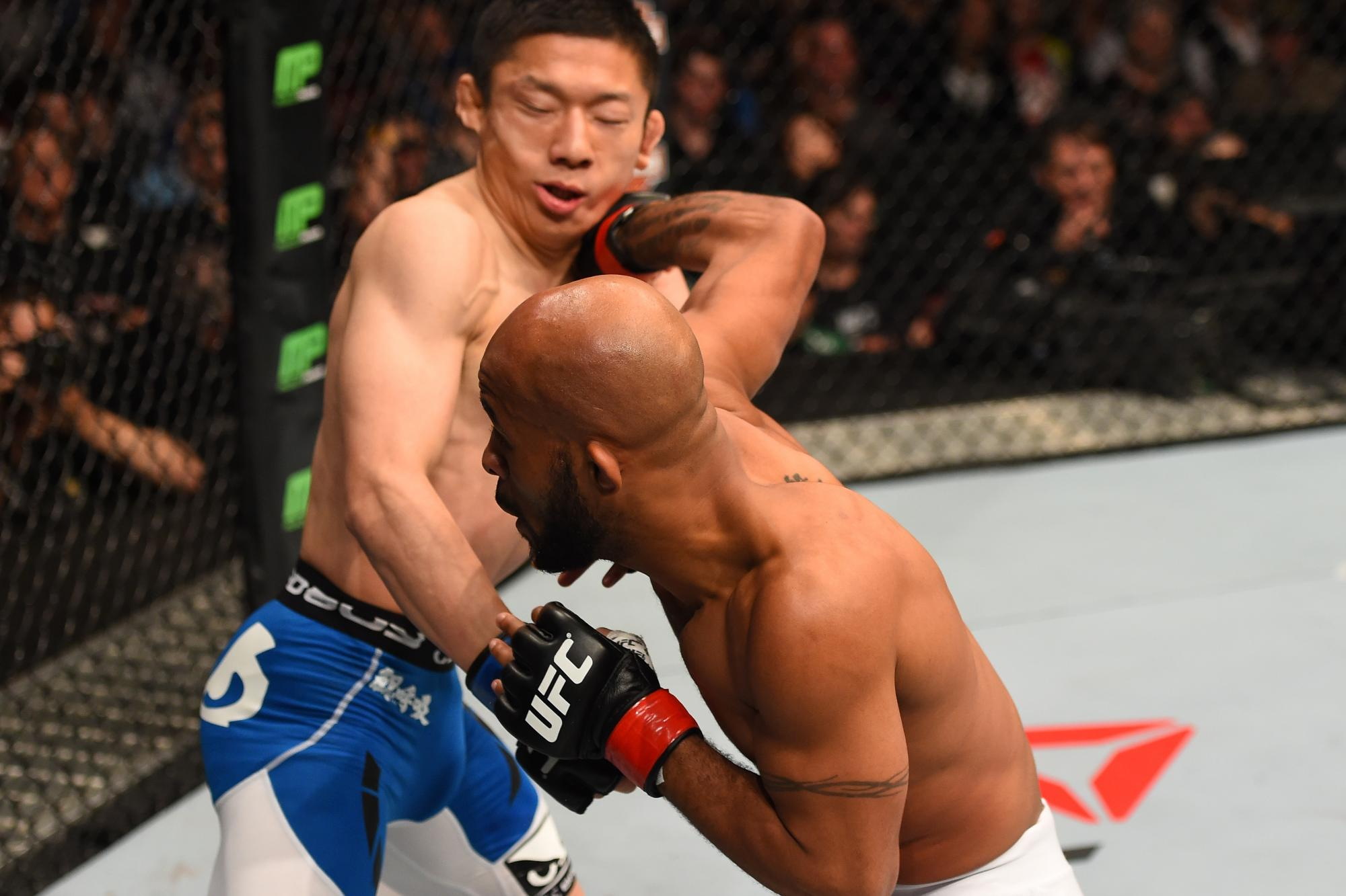 UFC 186 | Johnson vs Horiguchi | UFC