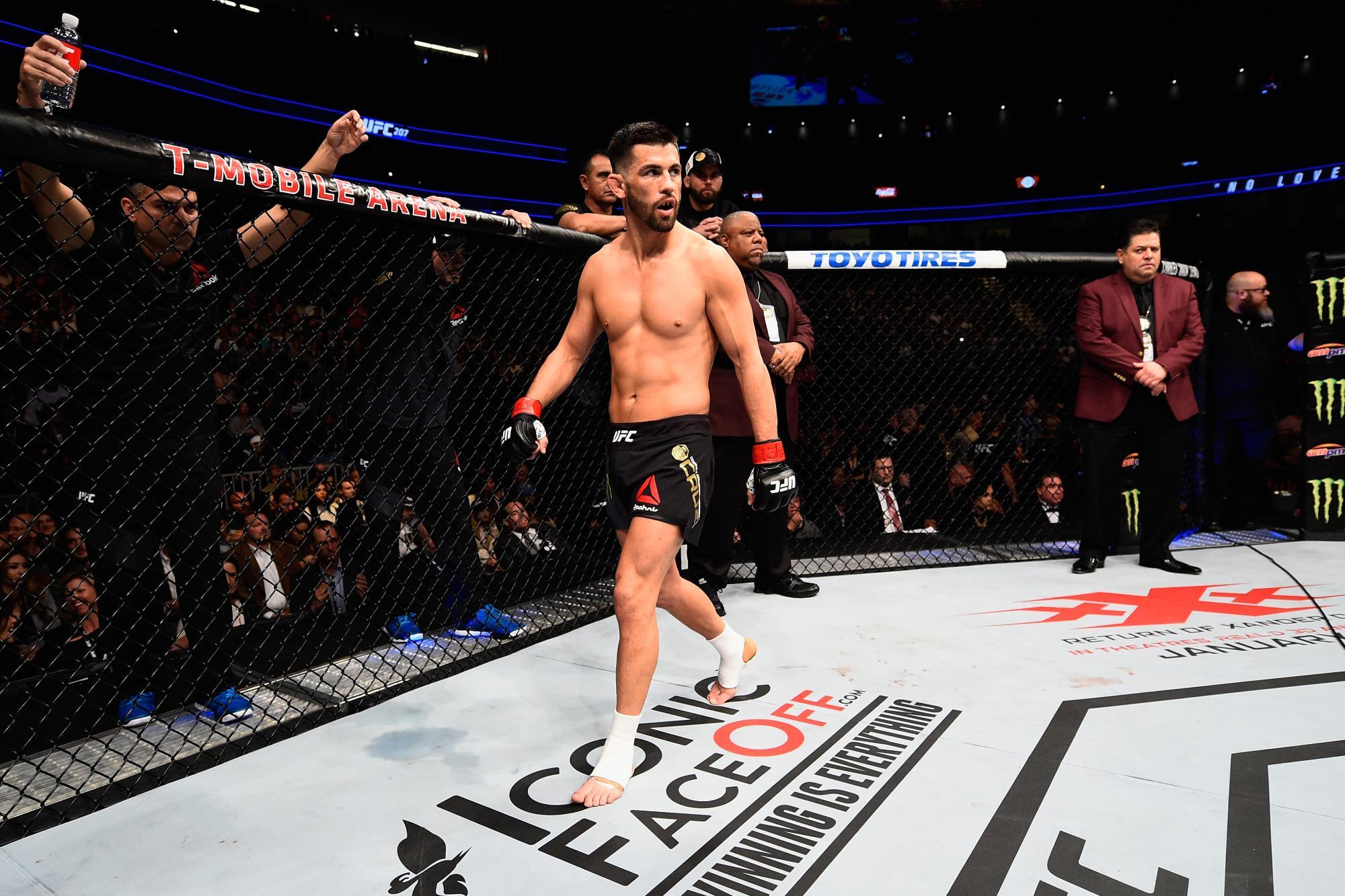 Dominick Cruz | UFC
