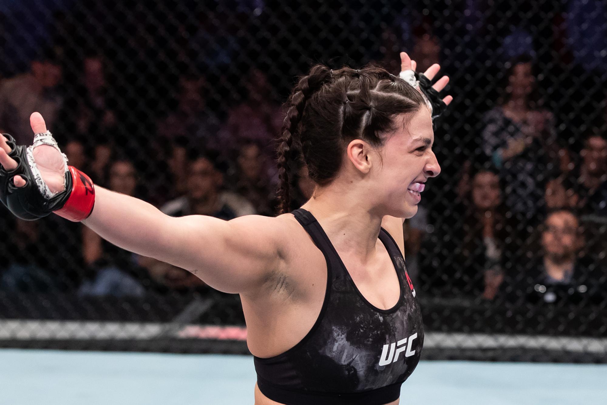 Mackenzie Dern | UFC