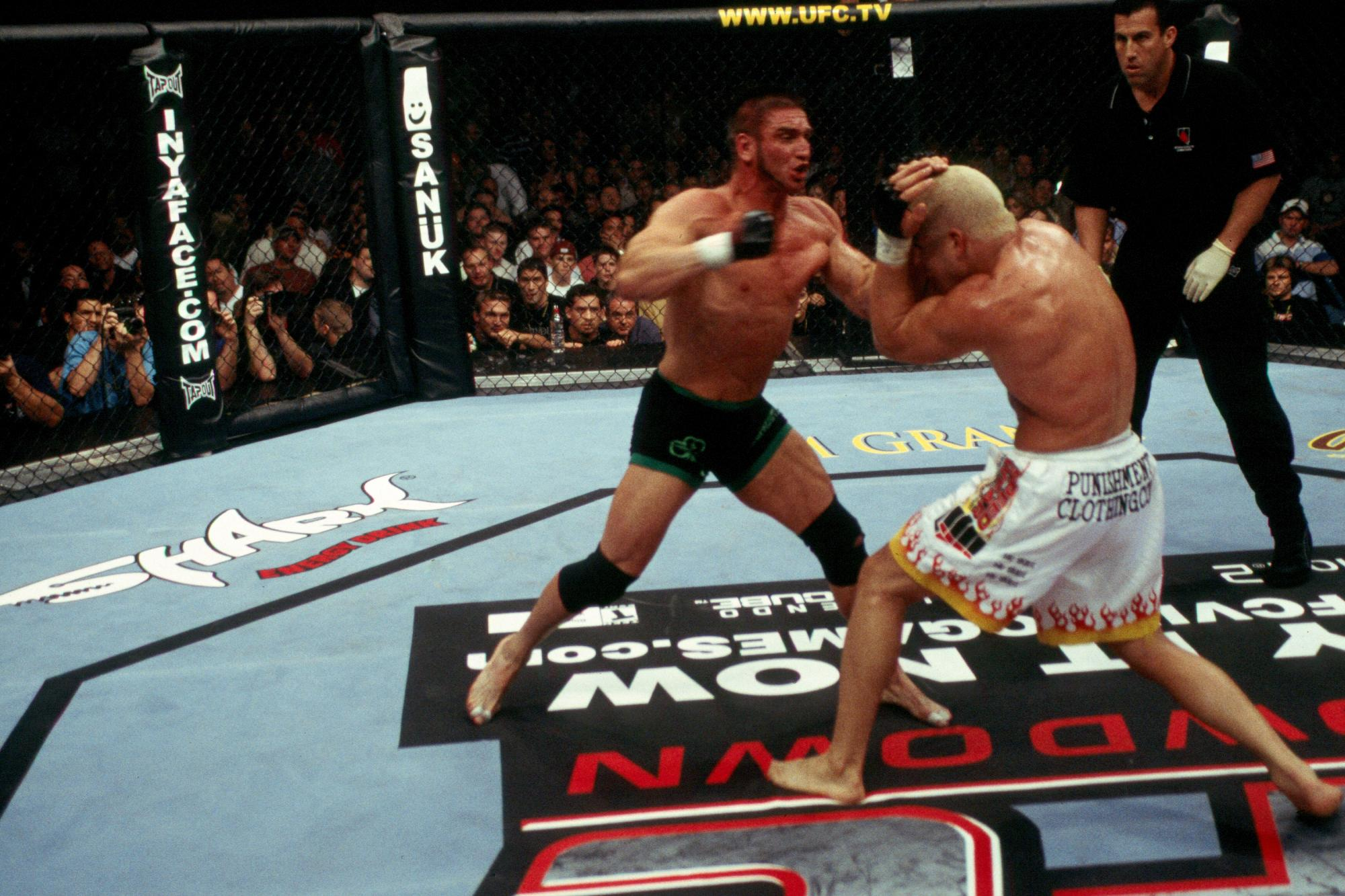 Shamrock It Was Always A Fight For Me Ufc