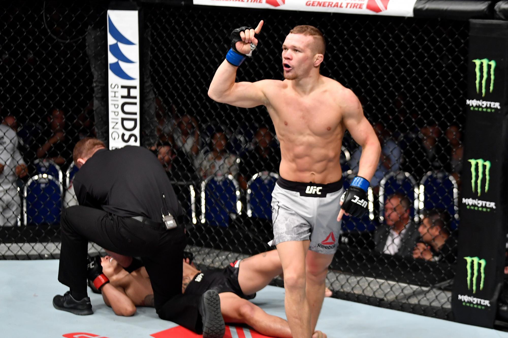 Петр Ян: «У меня всегда единственный план на бой – выходить и драться» | UFC