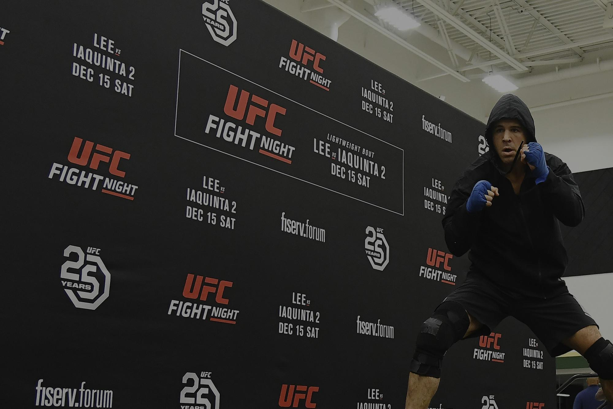 UFC Milwaukee Open Workout Recap | UFC