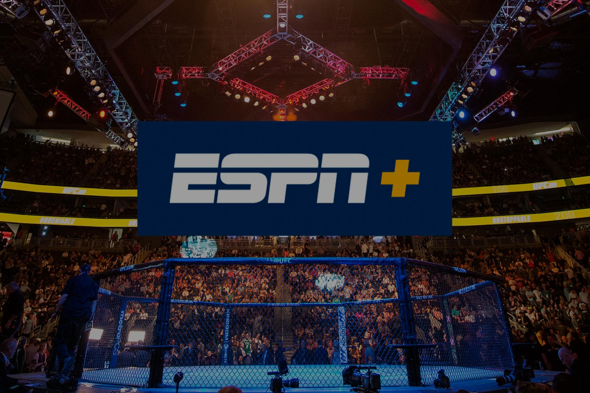 How to Watch UFC On ESPN+ | UFC