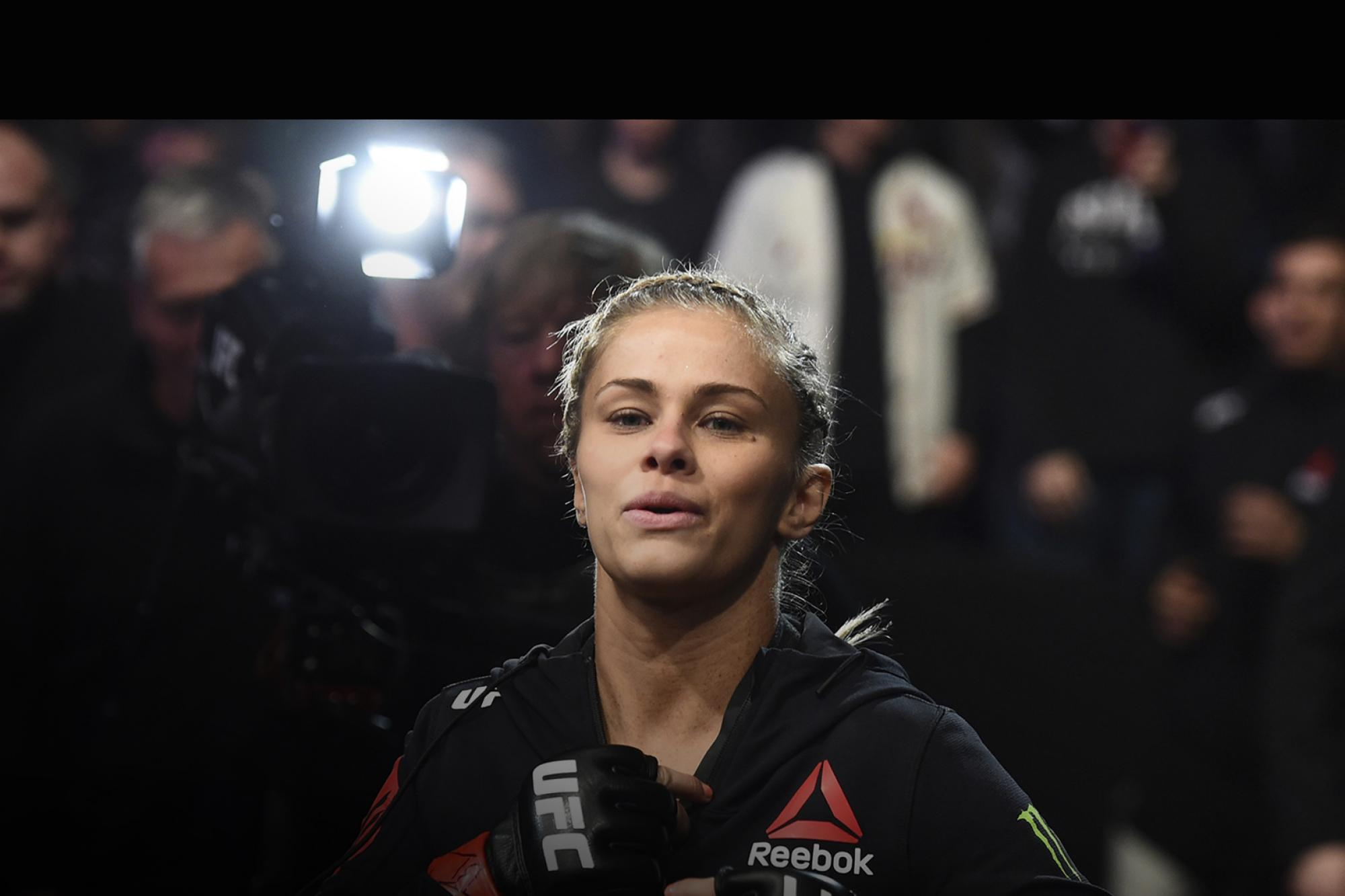 Catching Up With Paige VanZant   UFC