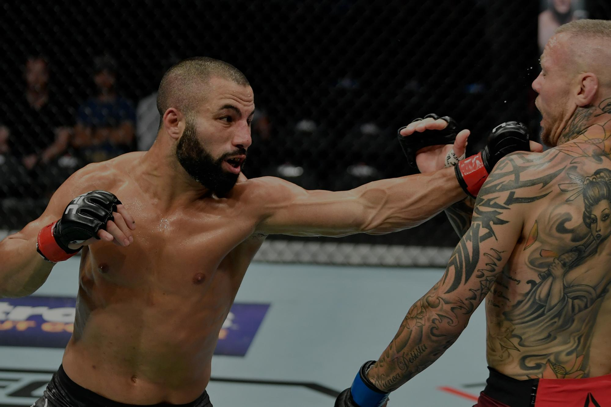 John Makdessi Knows All About Toughness | UFC