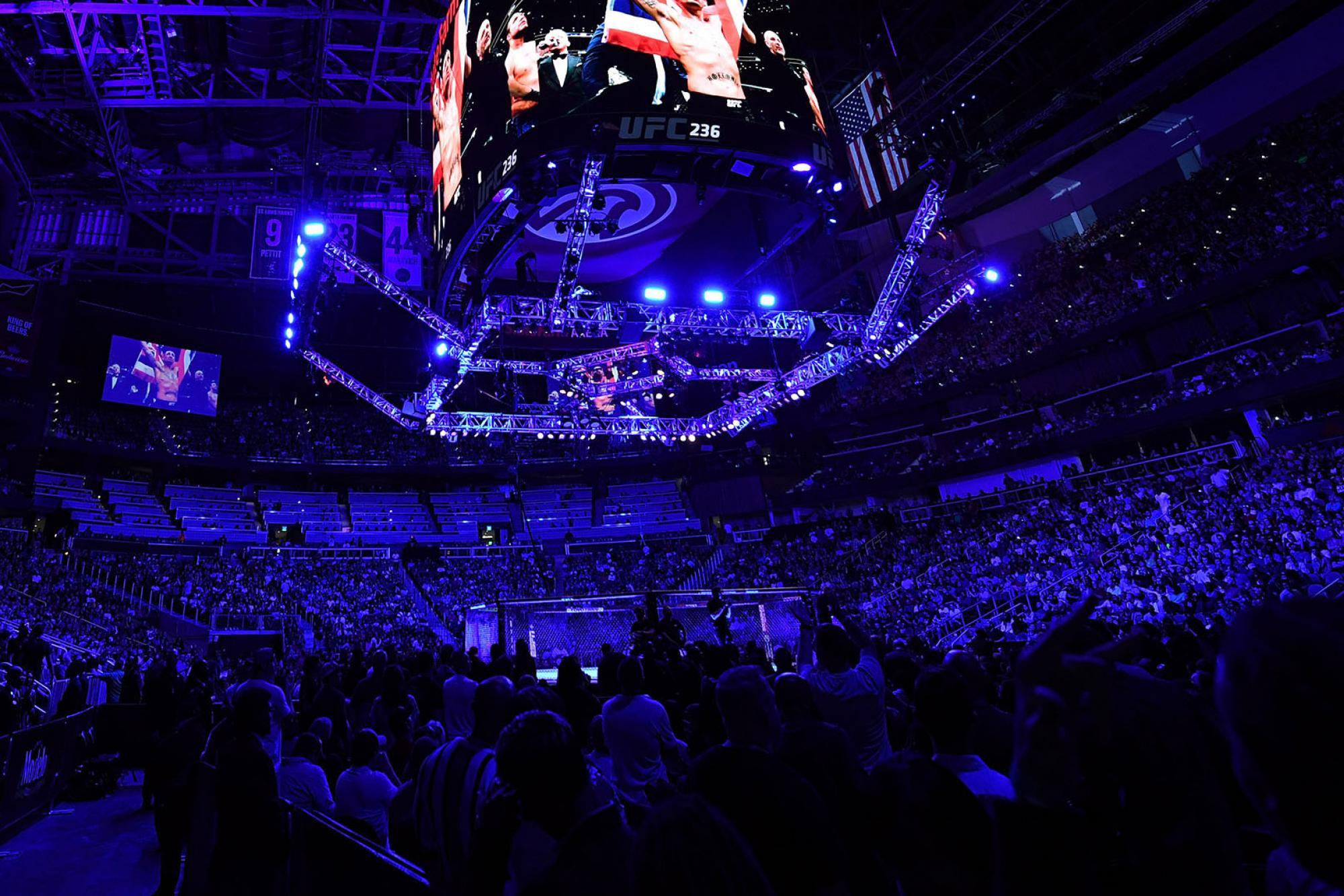 Remaining UFC 2019 Schedule Announced | UFC