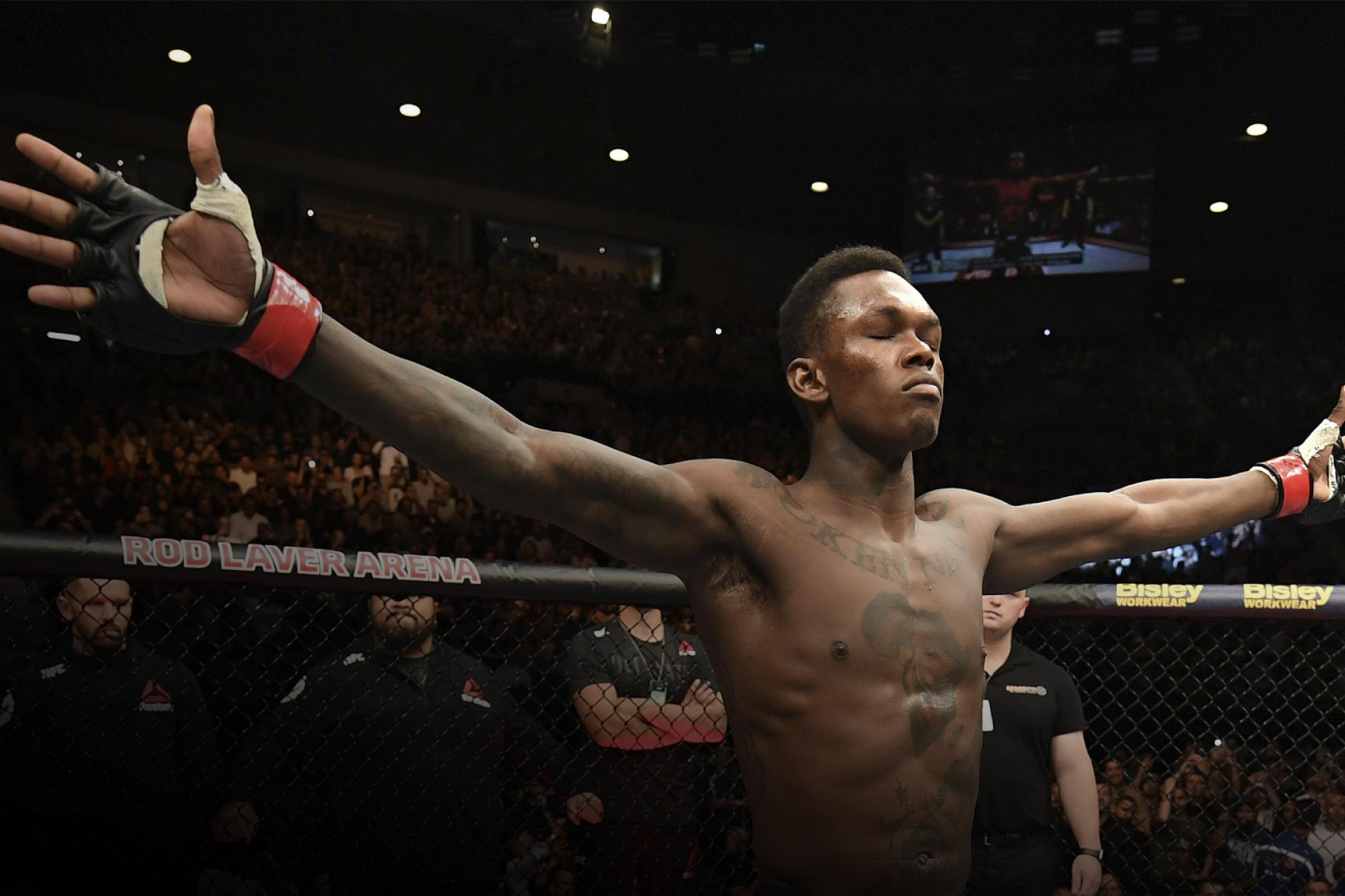 The Rise of Israel Adesanya: Fight by Fight | UFC