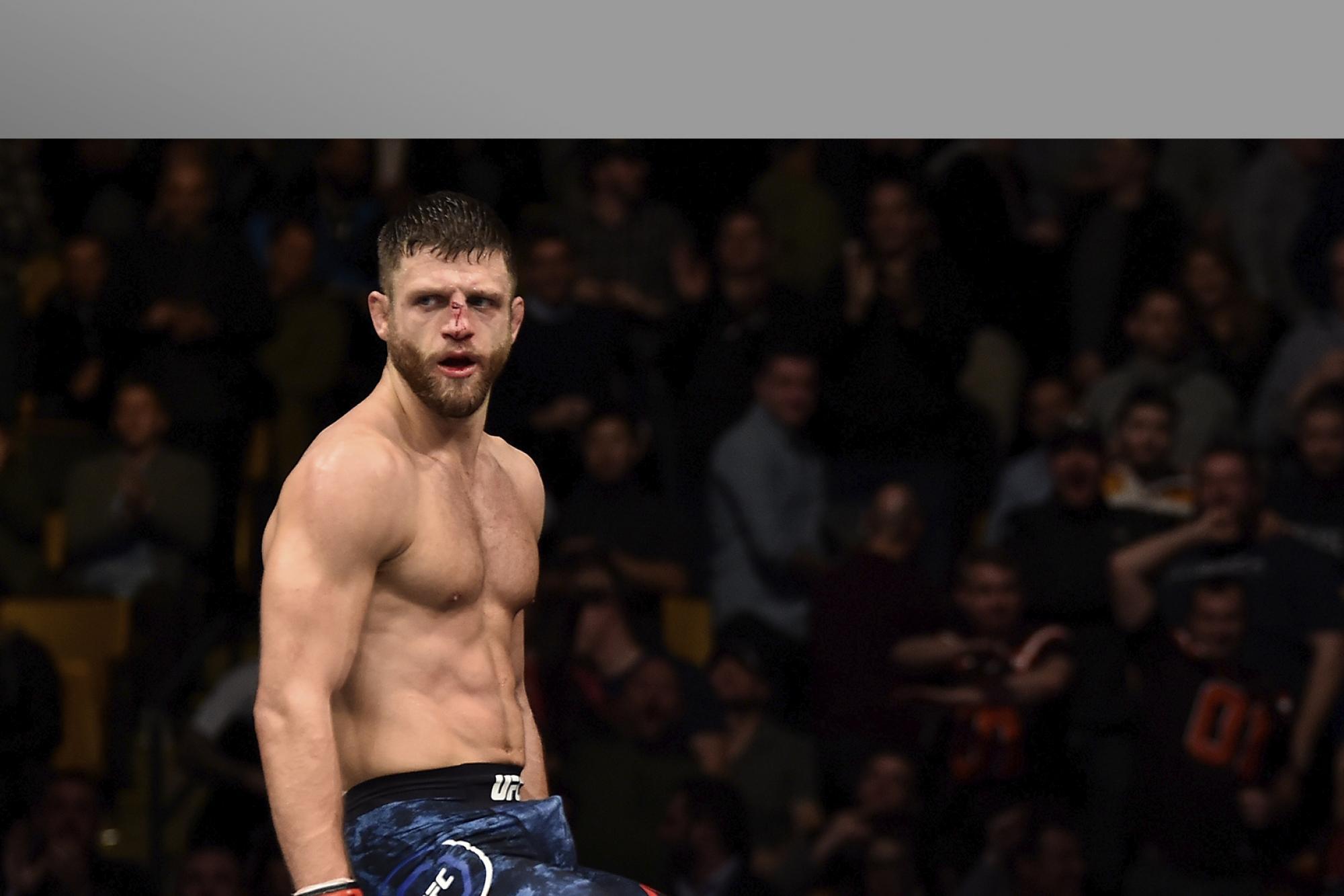 Calvin Kattar | UFC