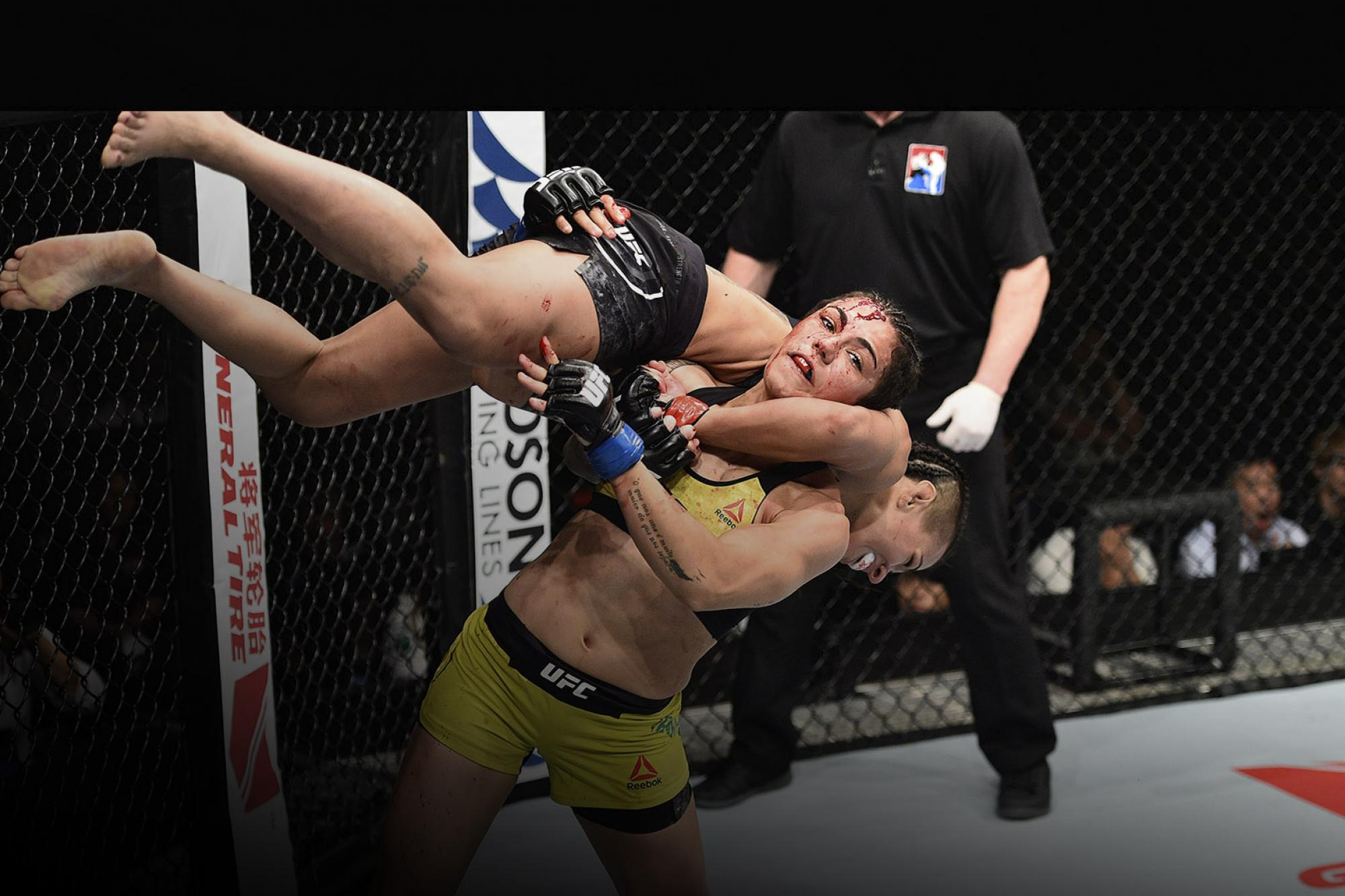 Fab Five: Jessica Andrade | UFC