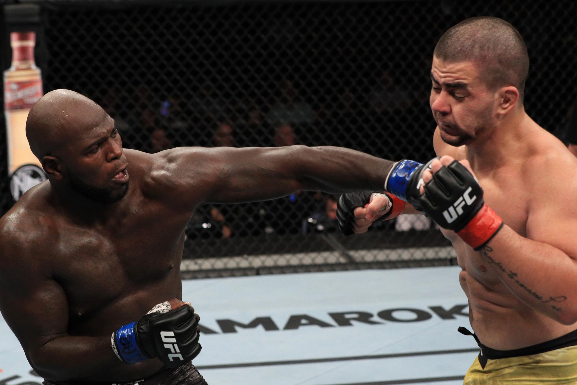 New Phase of Life Has Begun For Jairzinho Rozenstruik | UFC