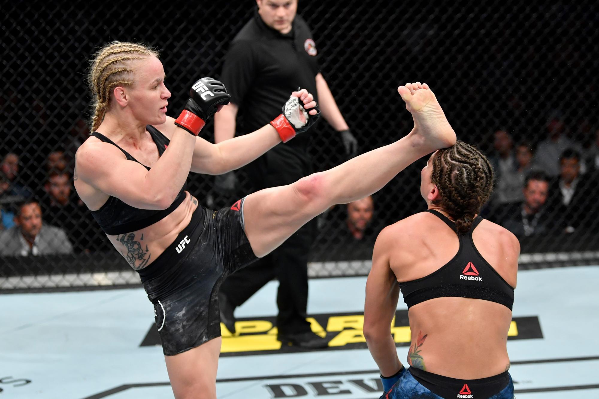 UFC 238: The Scorecard   UFC