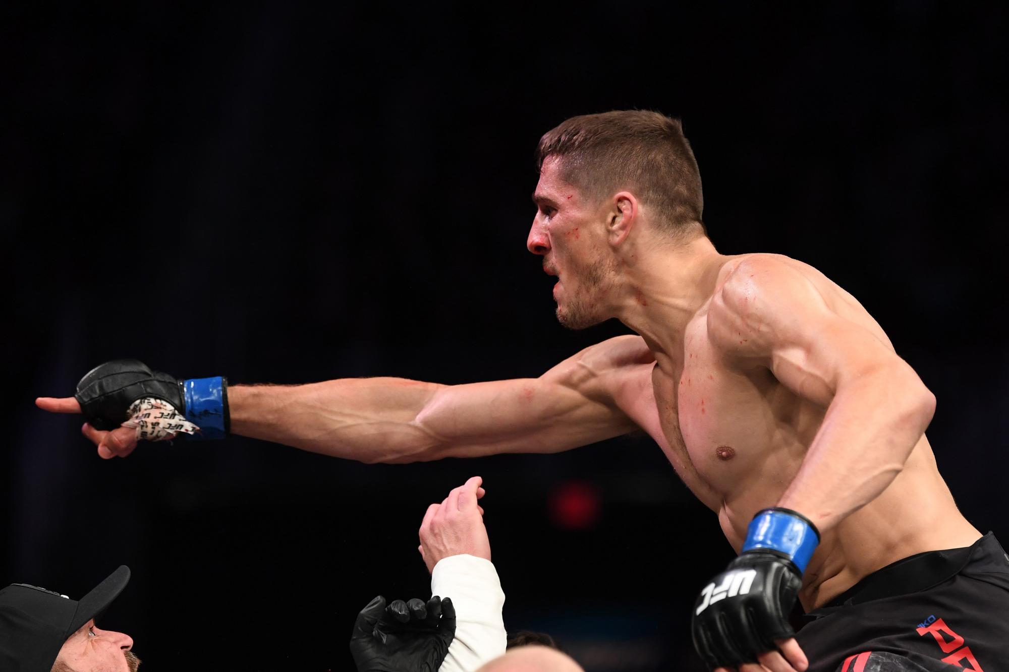 he equivocado siga adelante frecuencia  Niko Price Hitting Another Level | UFC