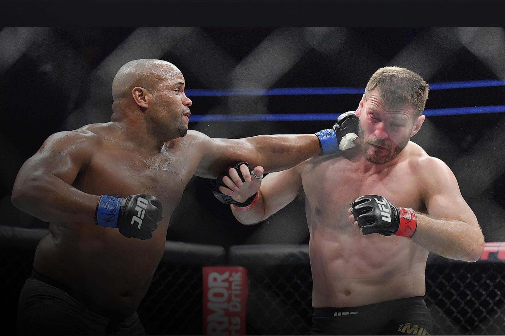 cheap prices 50% off pretty cheap UFC 241 Fight by Fight | UFC