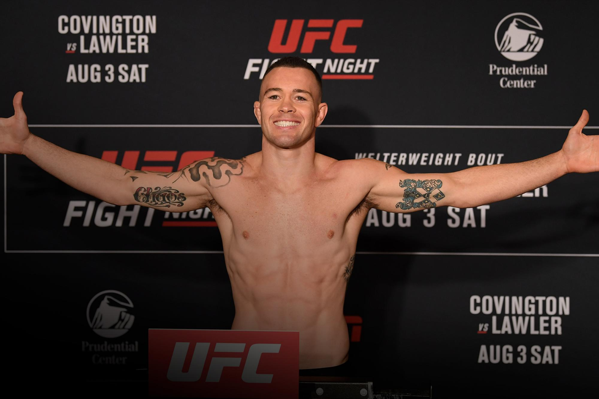 Colby Covington Showing His Worth | UFC