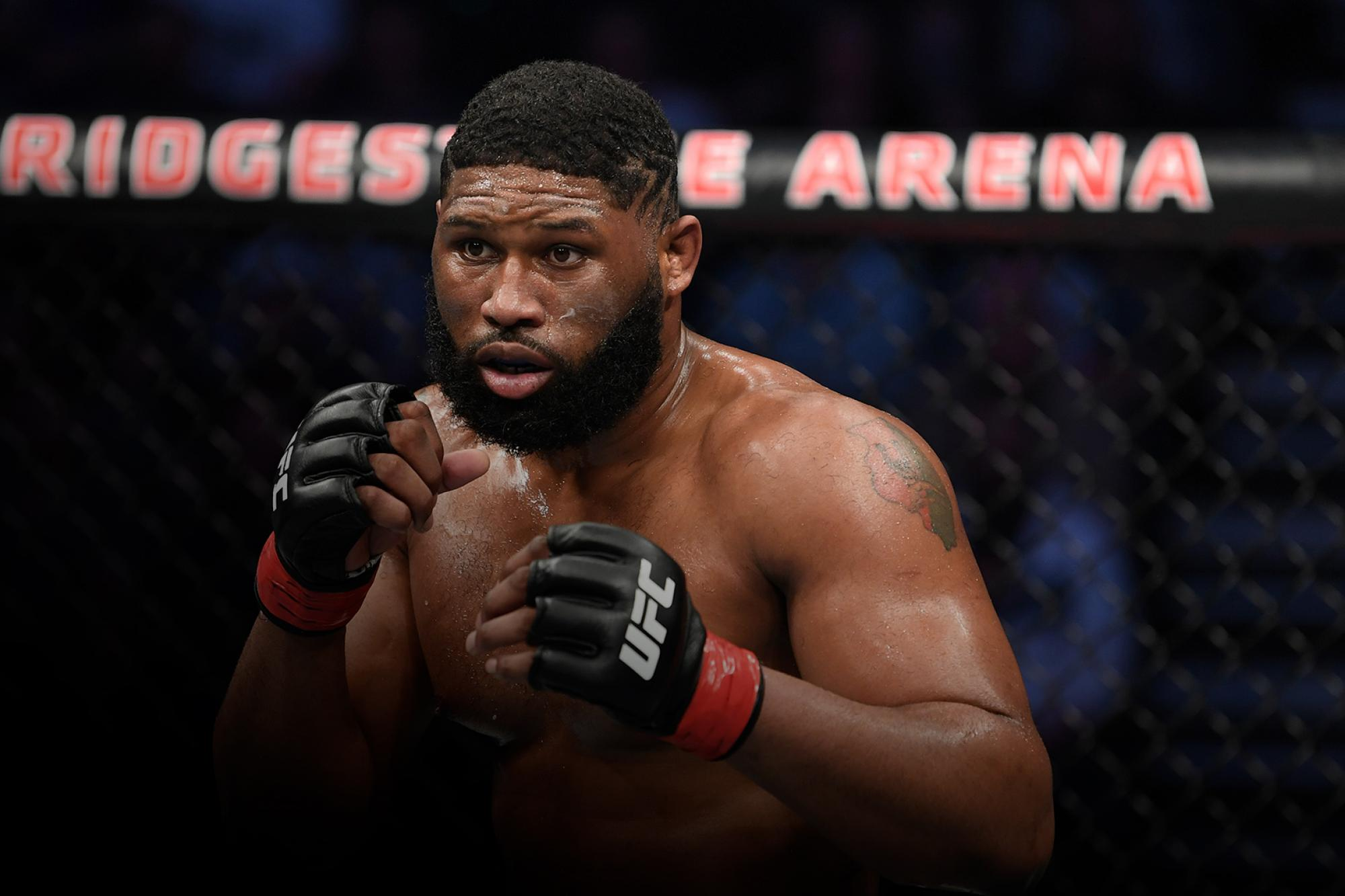 Curtis Blaydes Is A Complete Package   UFC