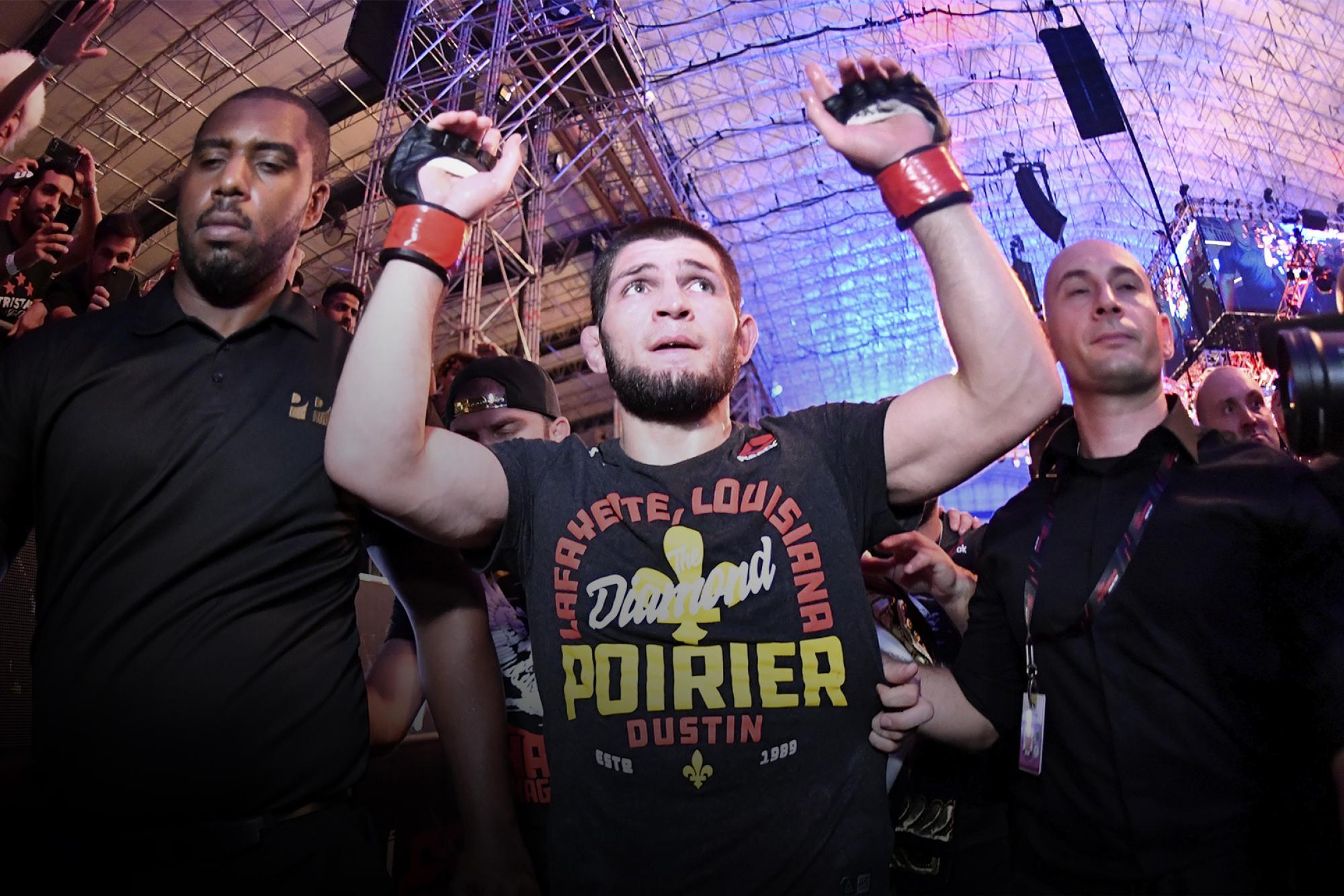 UFC 242: Bonus Coverage