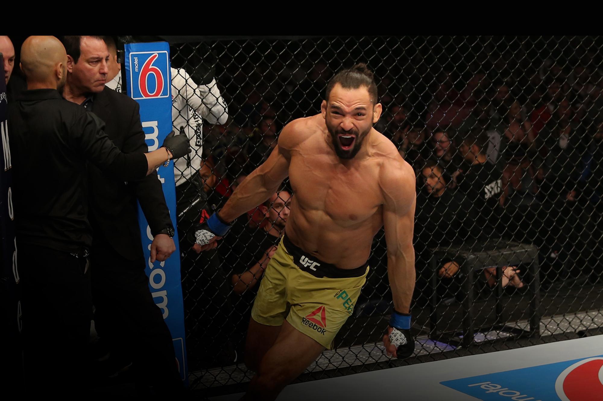 Michel Pereira Realizing His Biggest Dream | UFC