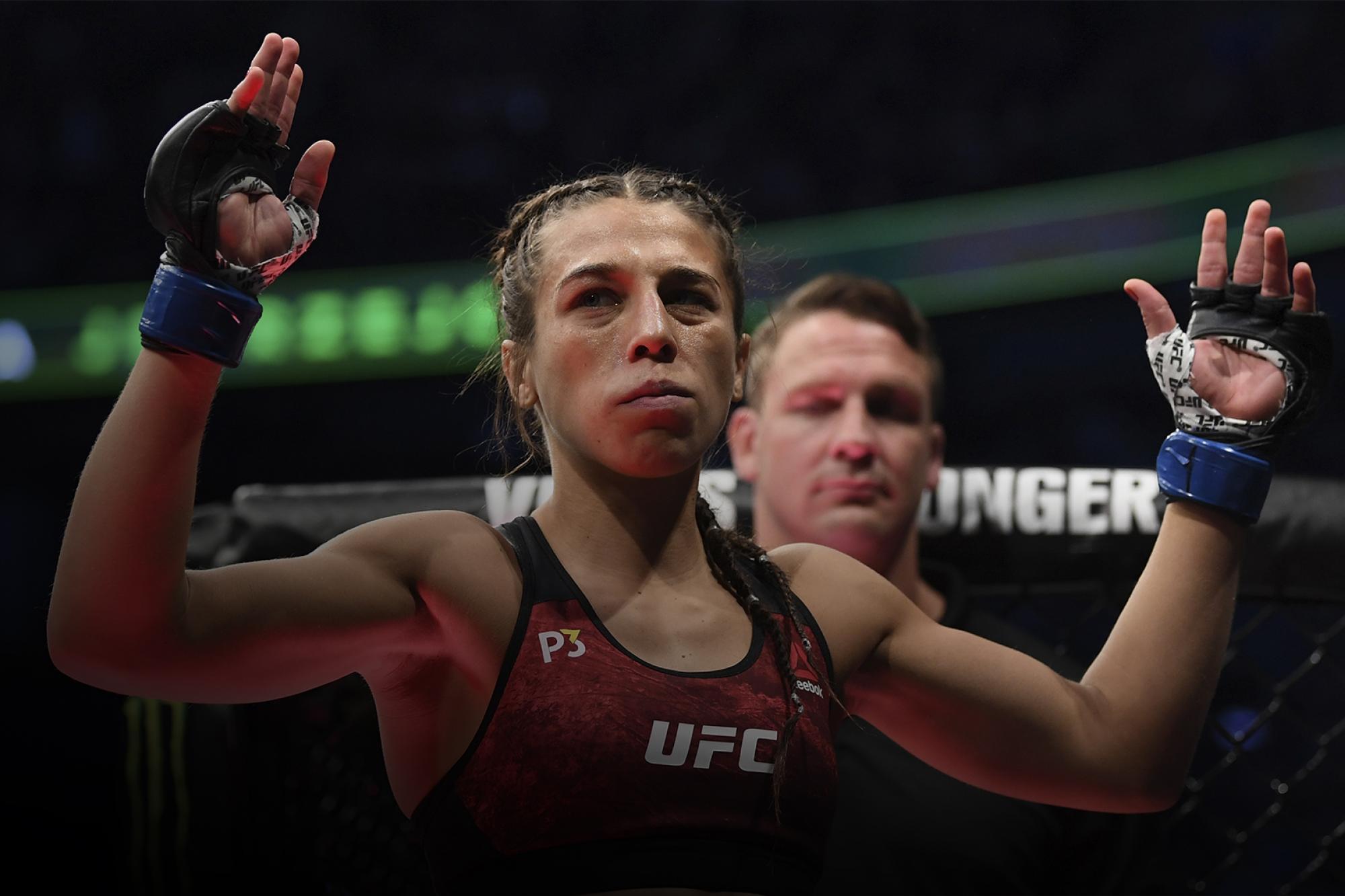 Joanna Jedrzejczyk Planning Her New Reign | UFC