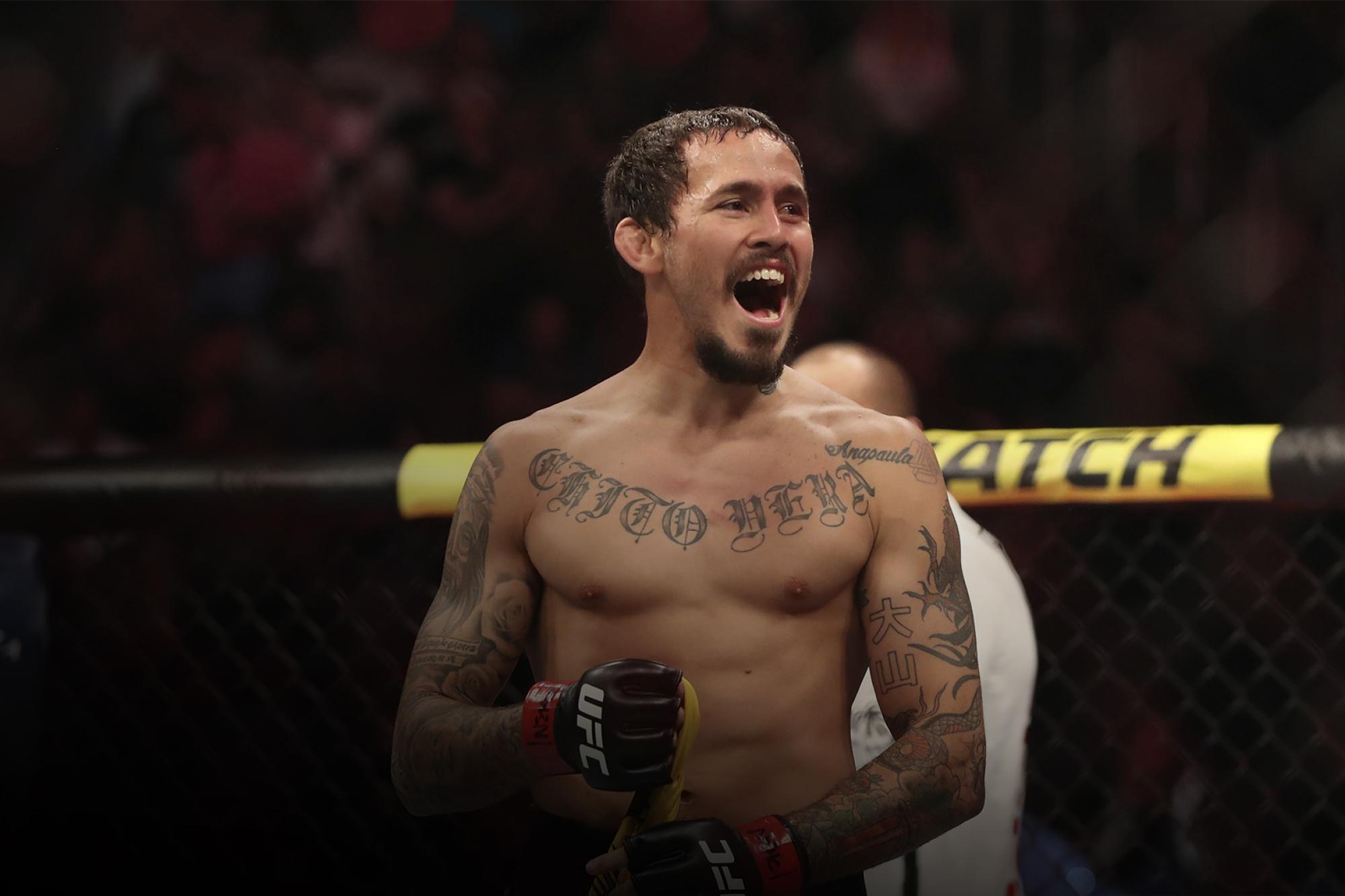 Just A Matter Of Time For Marlon Vera | UFC