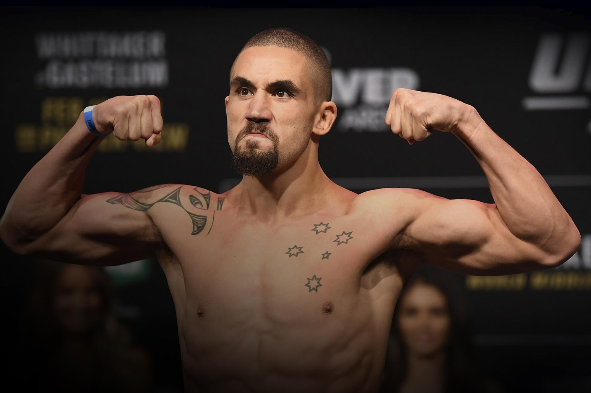 Ufc 243 Official Weigh In Results Ufc