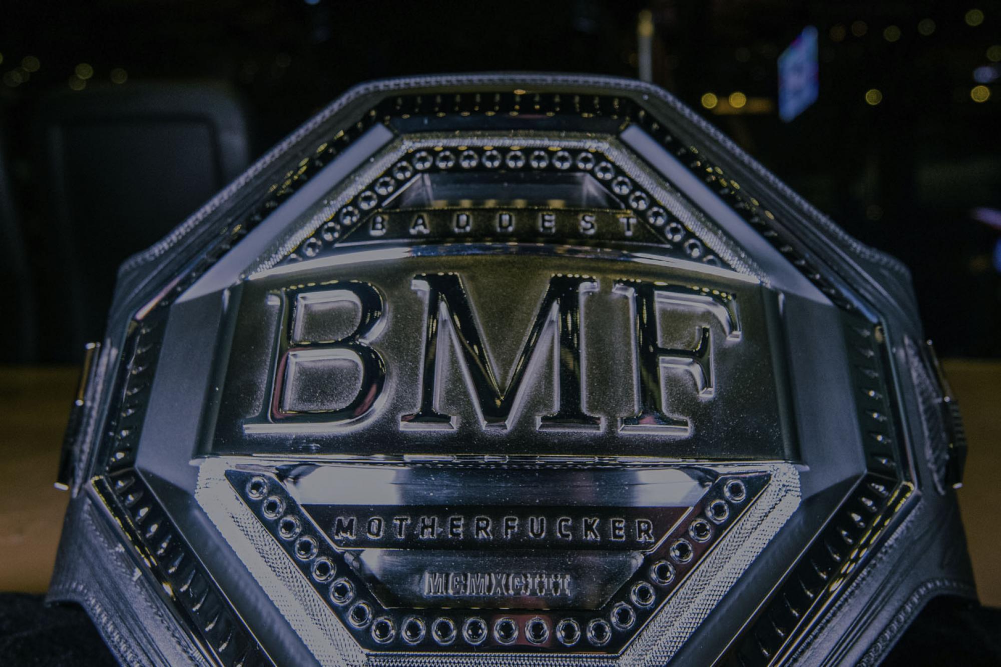 Bmf Belt