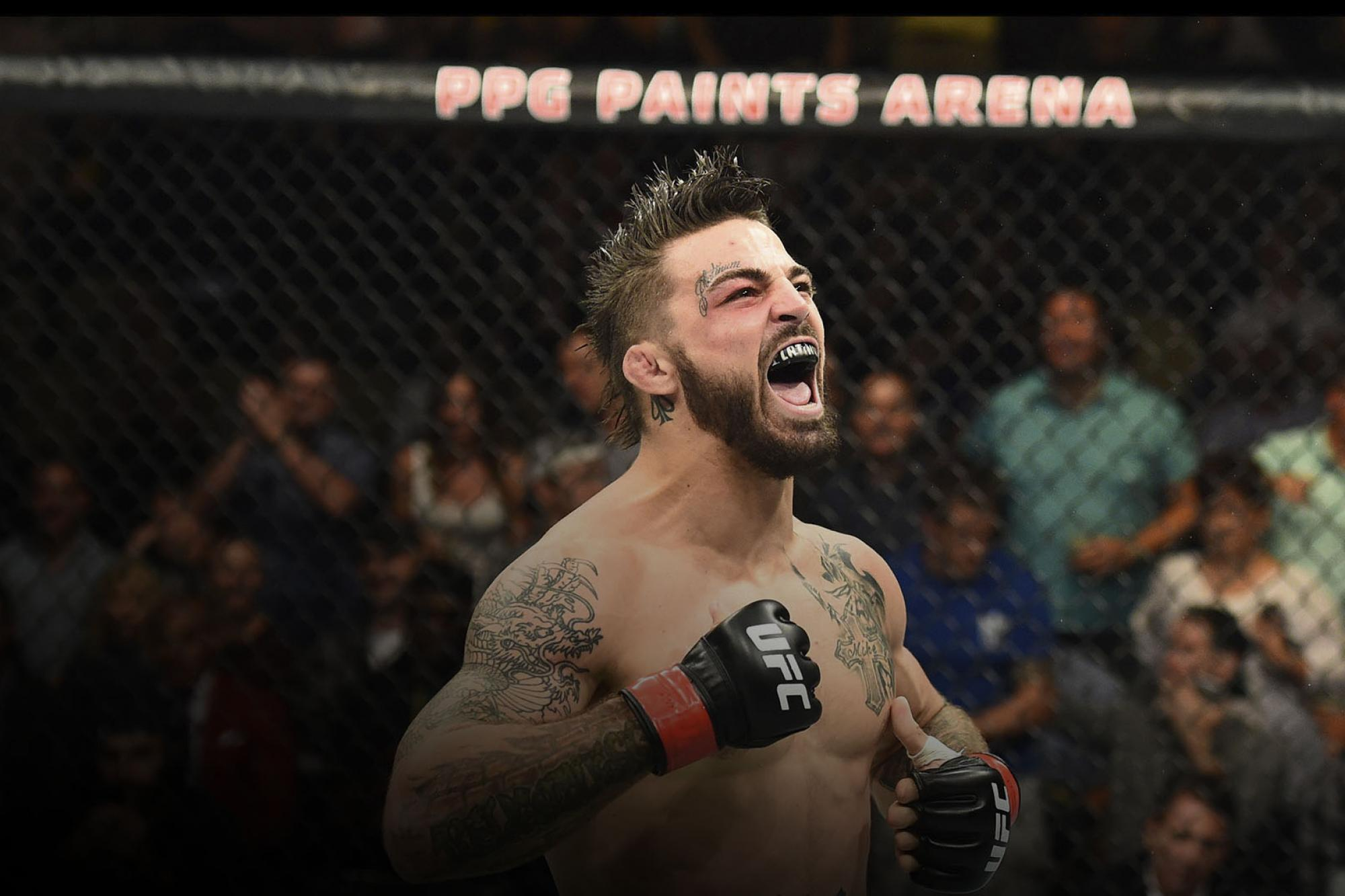 Mike Perry Thinks His Job Is On The Line | UFC